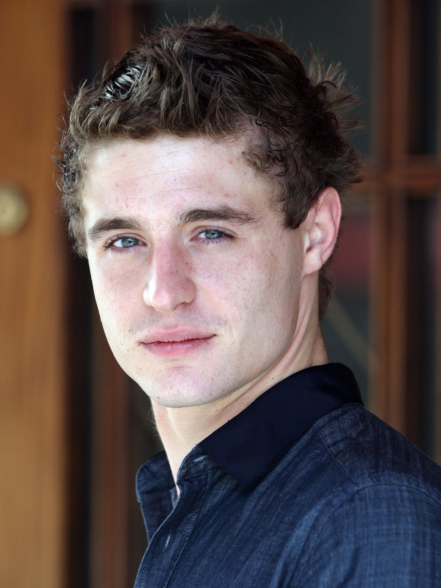 Max Irons: 'Work with my father? That's ...