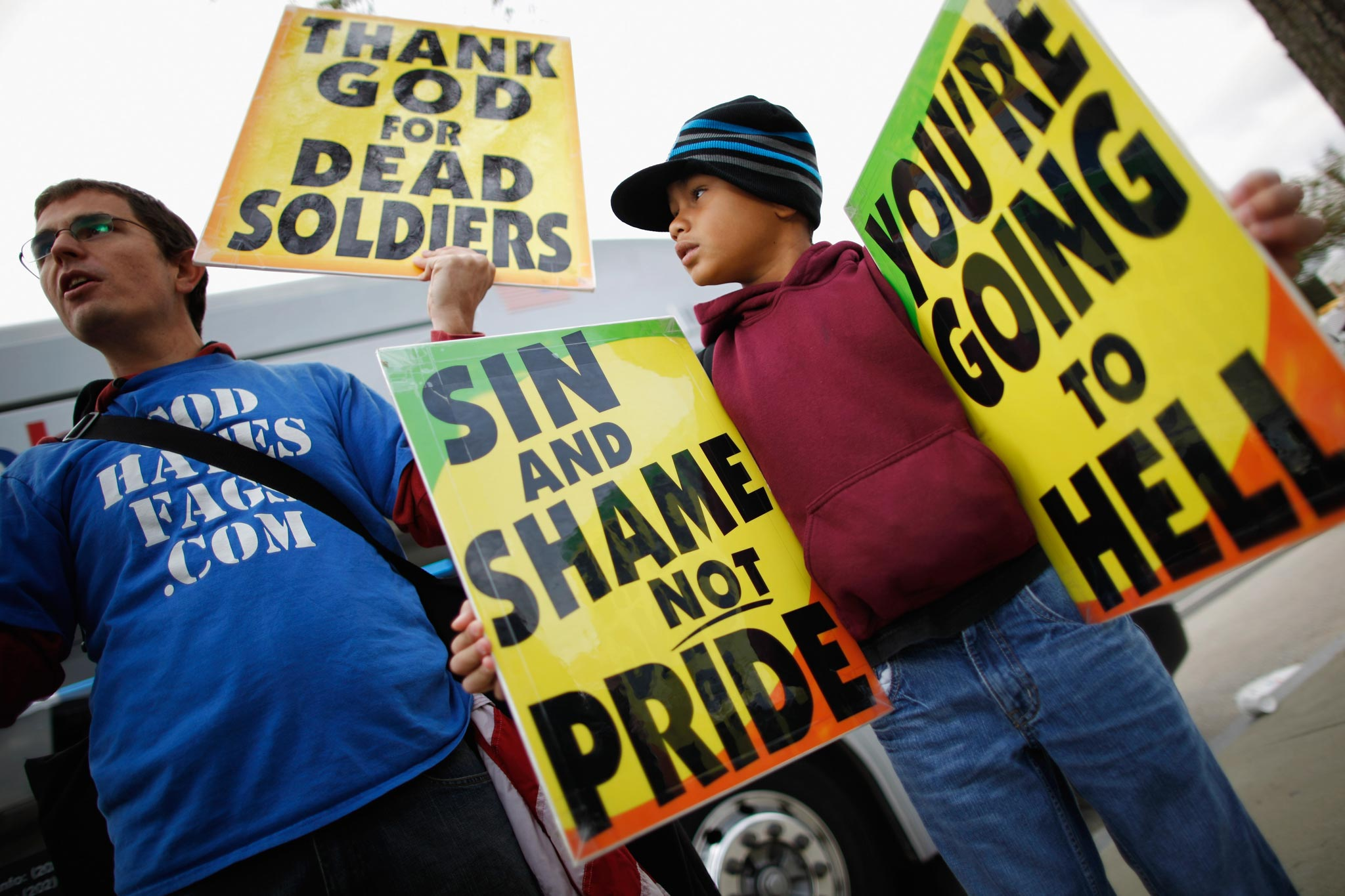 westboro baptist church dating site Archived information about the westboro baptist church founded by fred phelps sr.