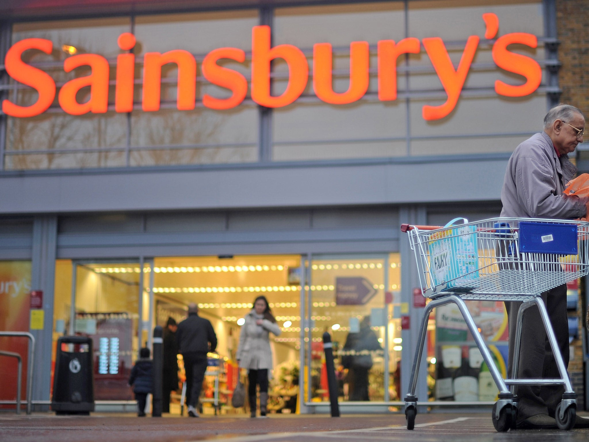 Sainsbury's overtakes Asda to become second-largest UK ...