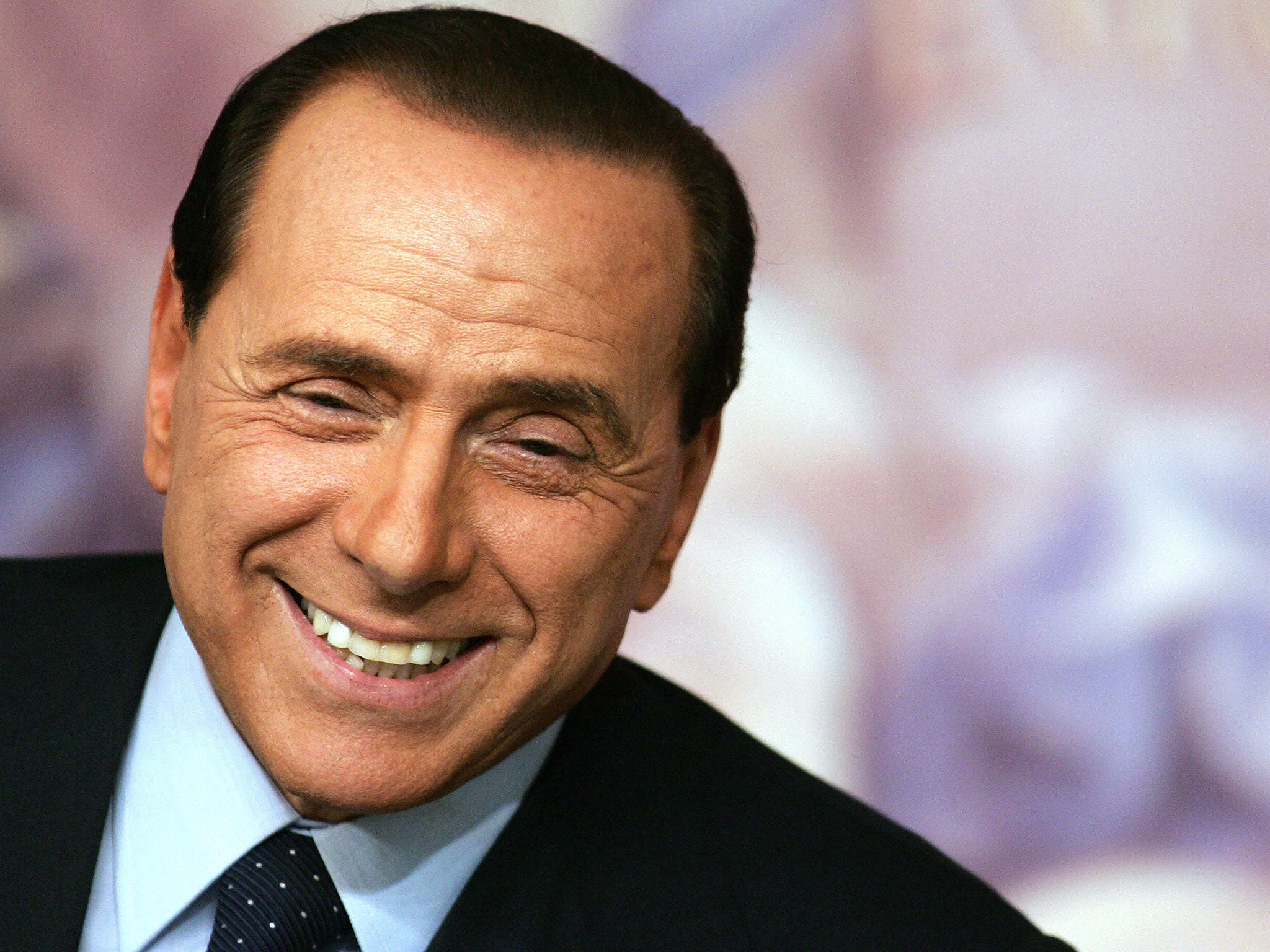 the whole world is against us silvio berlusconi says