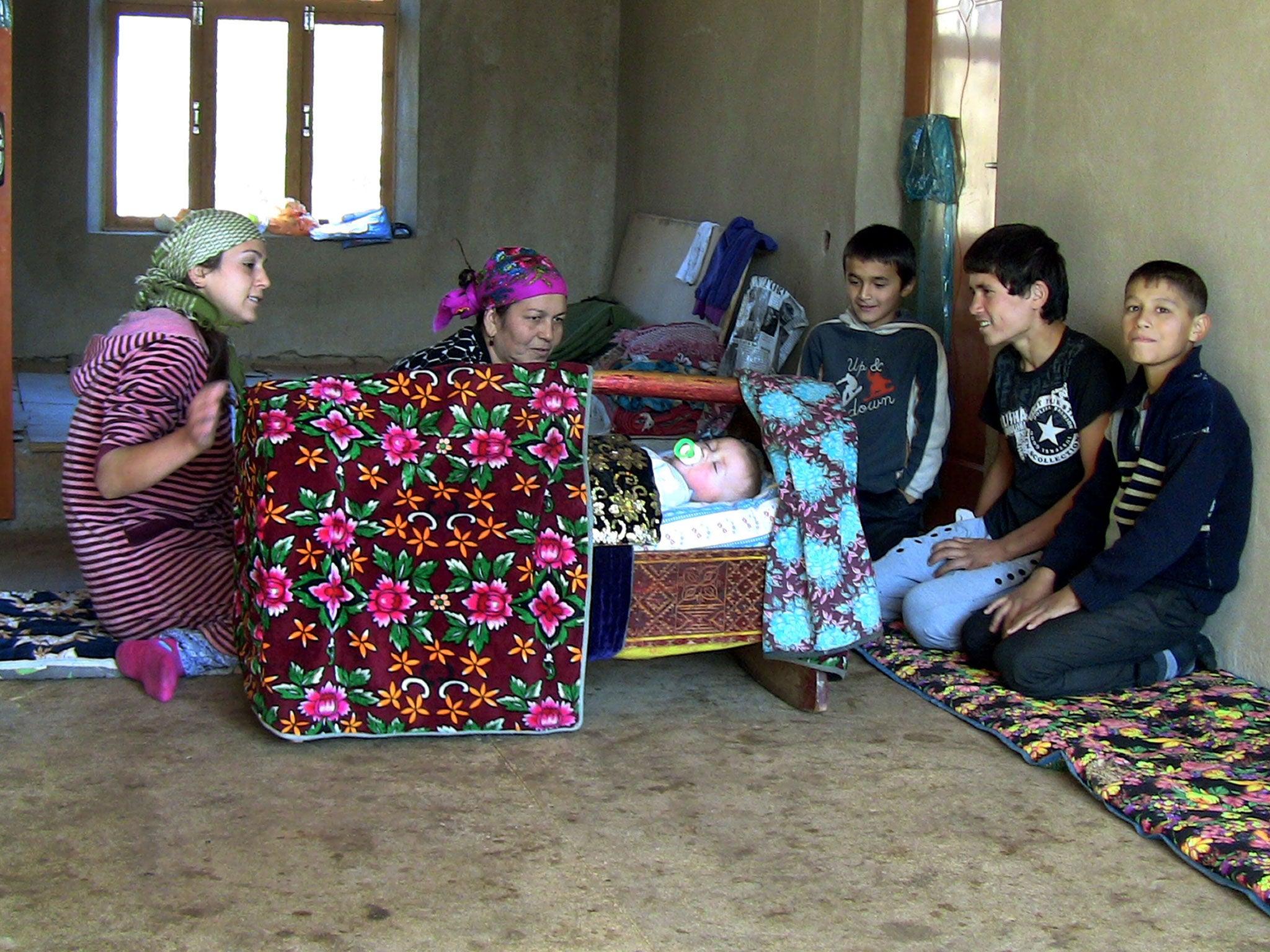 Секс стаджичкой в таджикистане 5 фотография