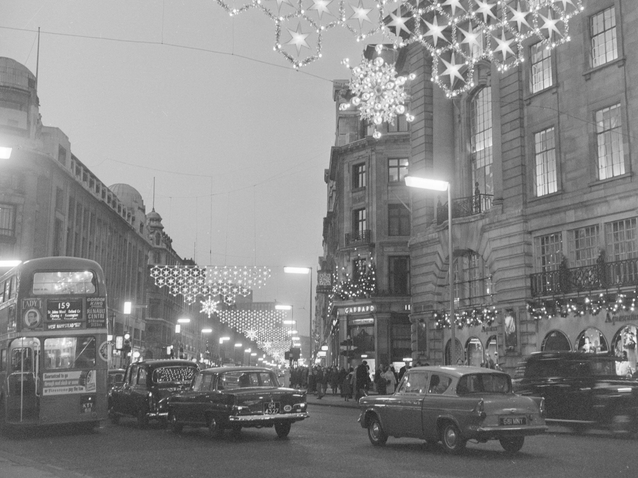 In pictures: Christmas in London through the ages | History ...
