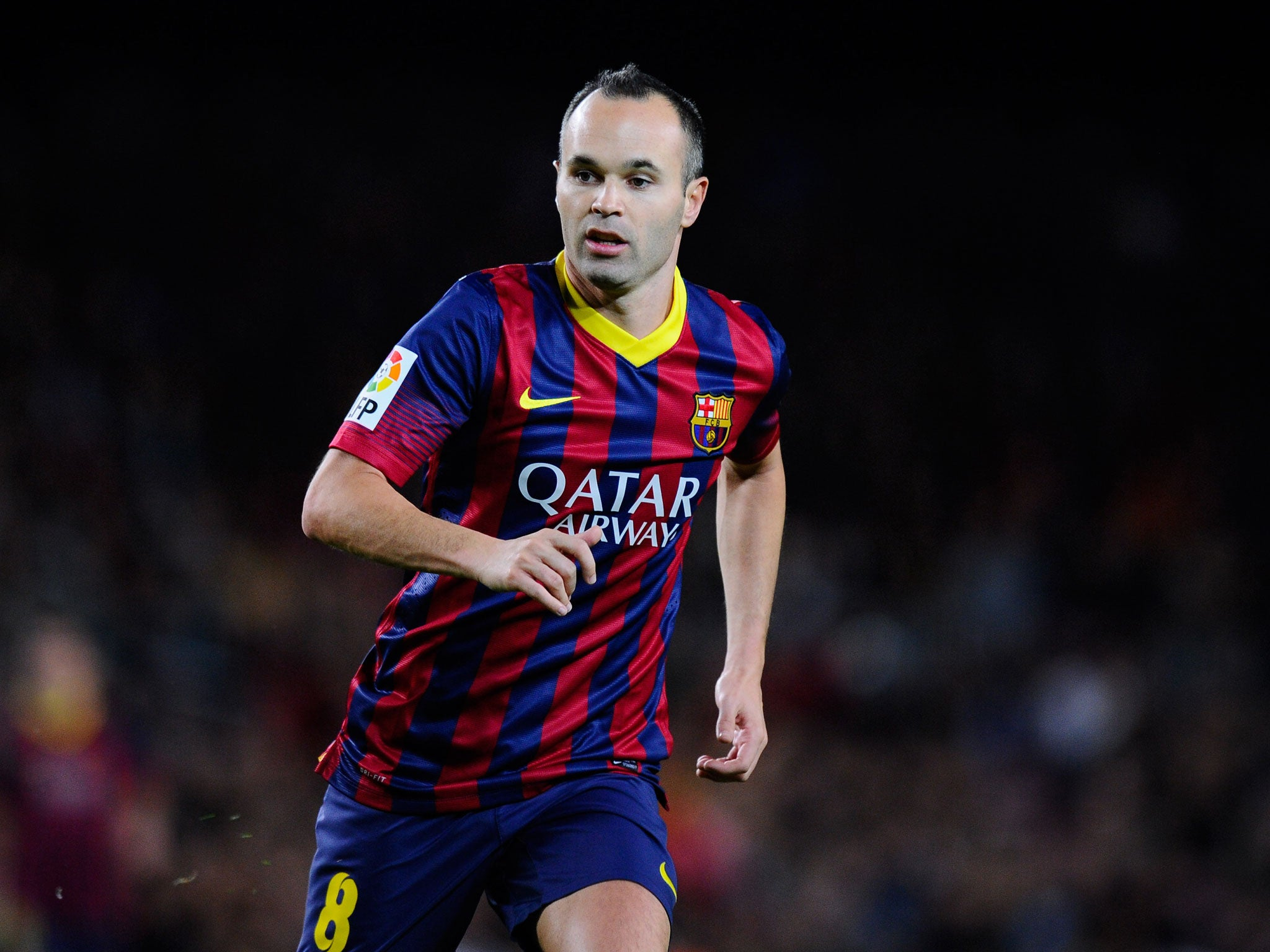 Andres Iniesta By Libass Cicolella Diallo Lessons Tes Teach