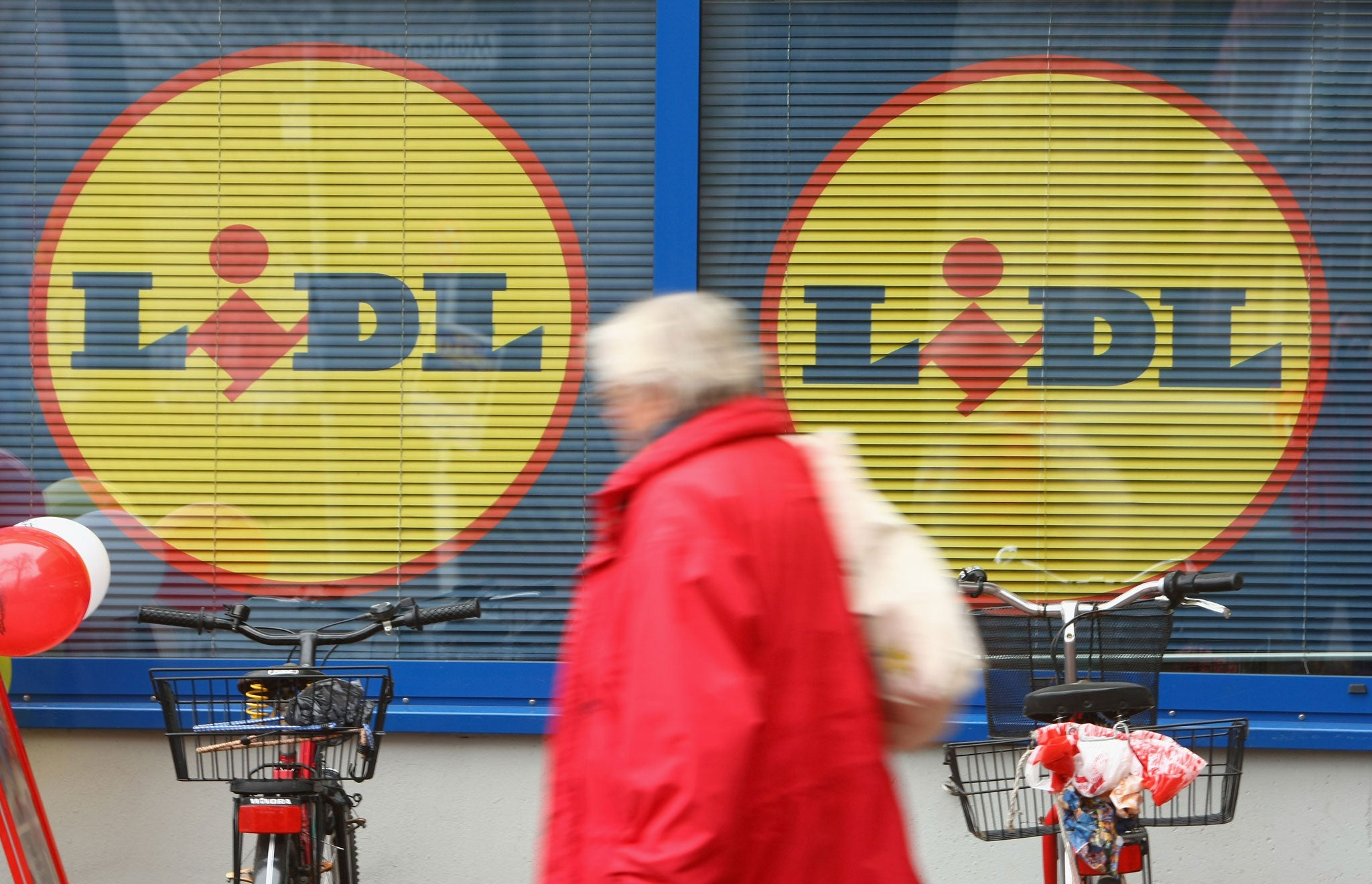 Lidl The Threat Of New Entrants Is High When There Are