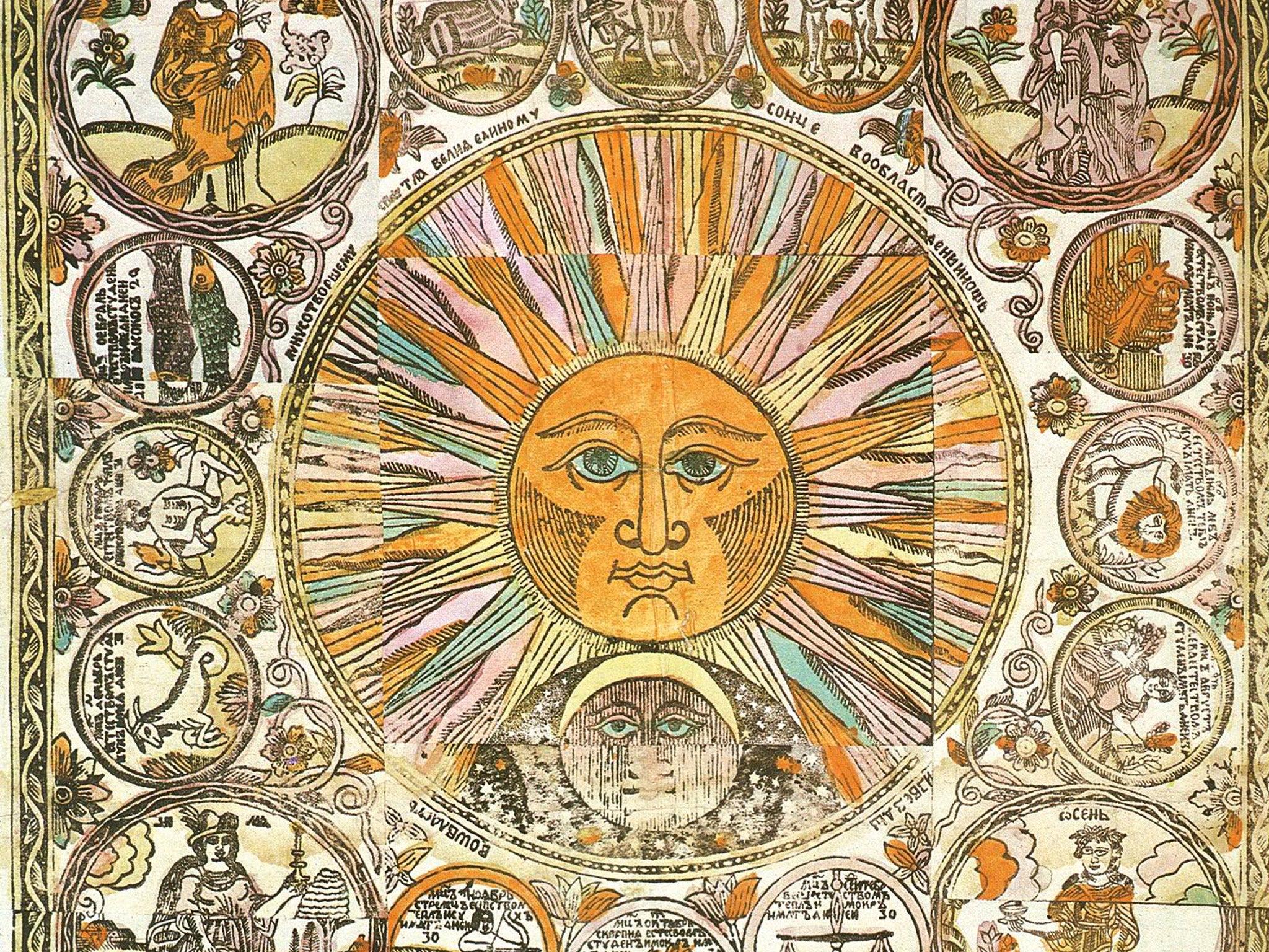 Astrology signs sun
