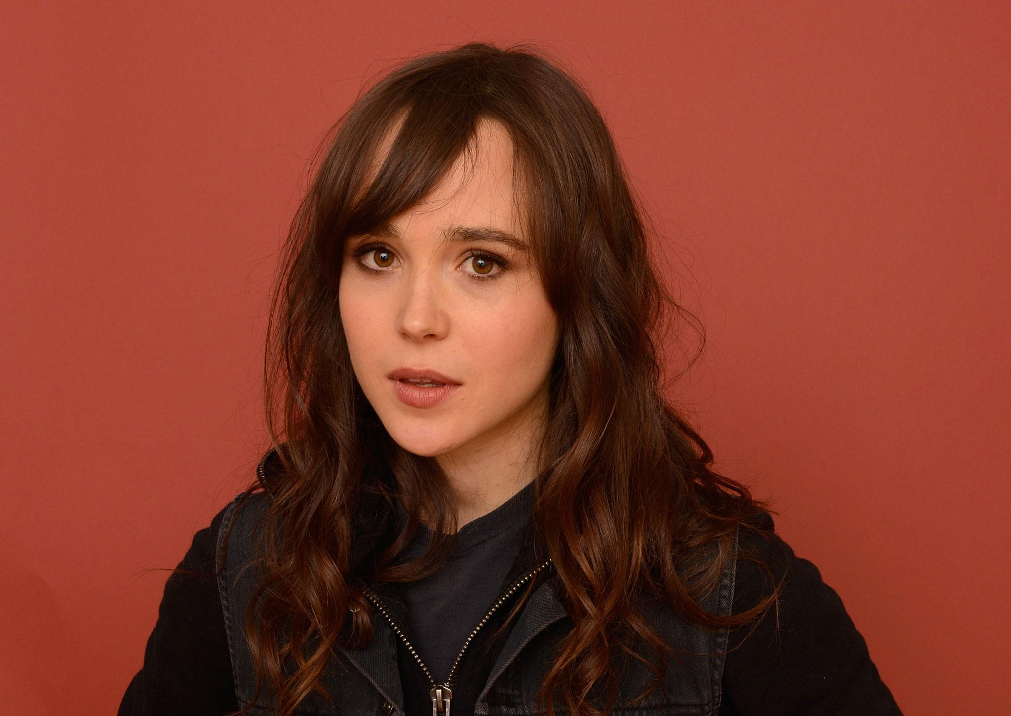Ellen Page ellen page on her sexuality: 'being out became more ... Ellen Page