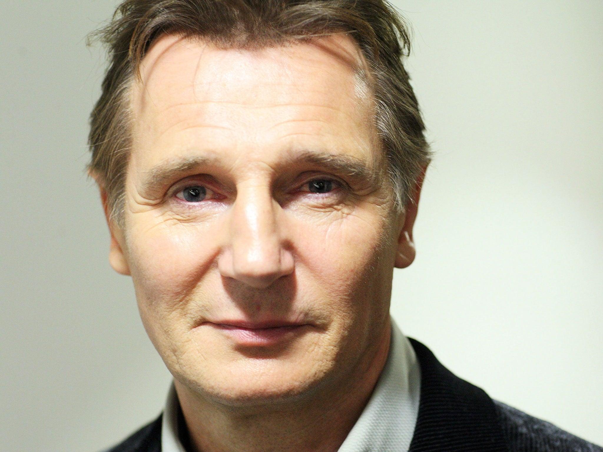 Liam Neeson Liam Neeson turned down James Bond role because late wife