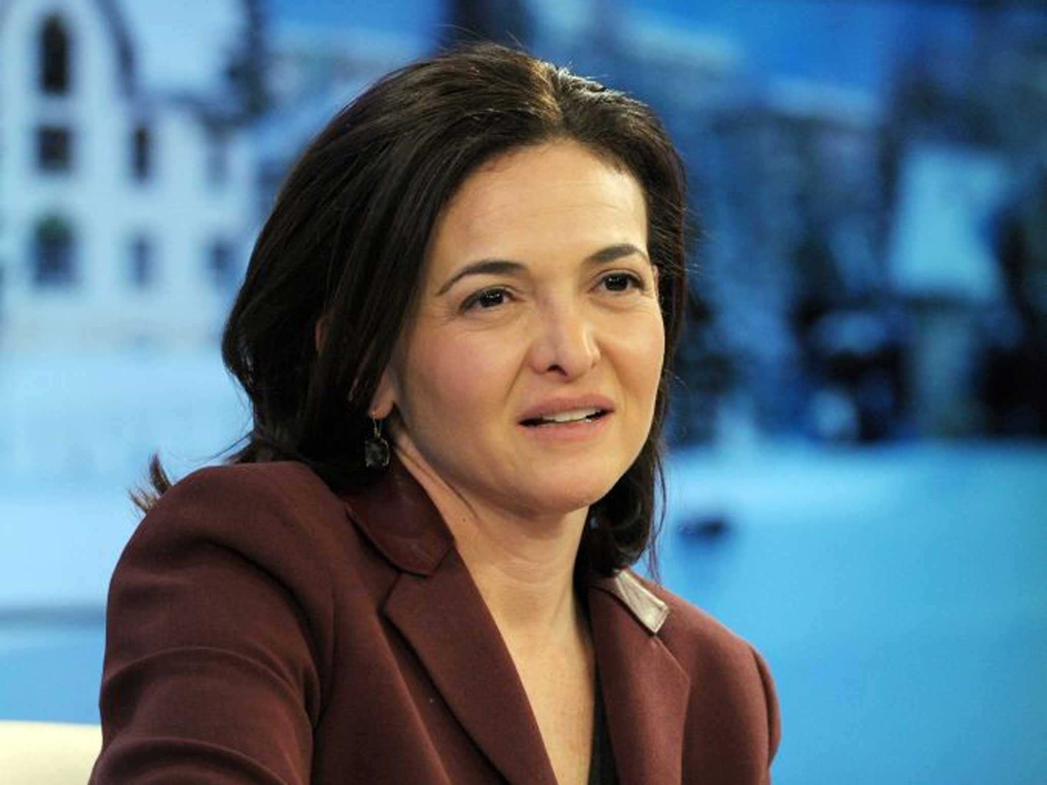 Facebook's Sheryl Sandberg speaks publicly about her husband's death for first time in moving speech   People   News   The Independent