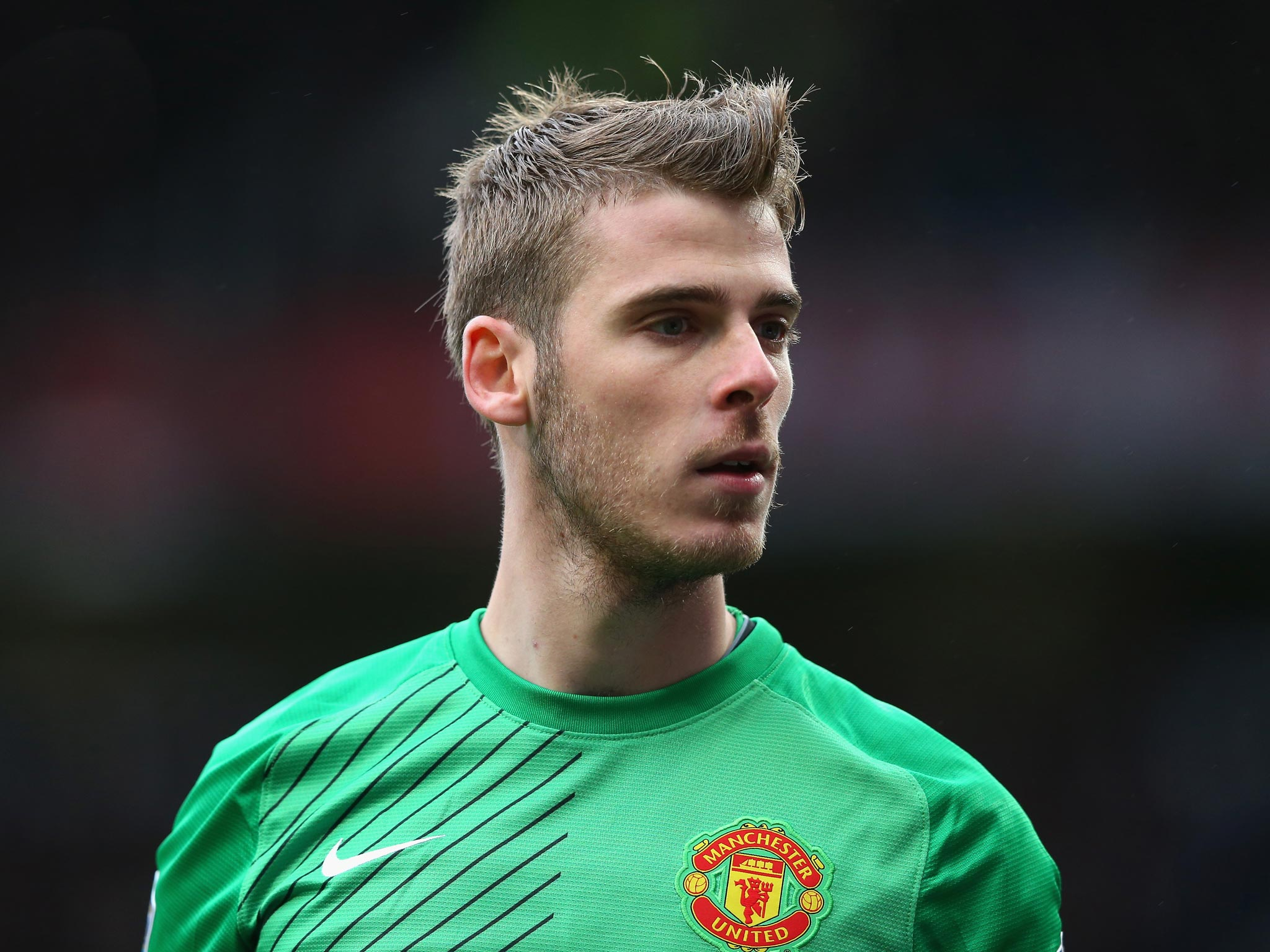 David De Gea earned a  million dollar salary, leaving the net worth at 17 million in 2017