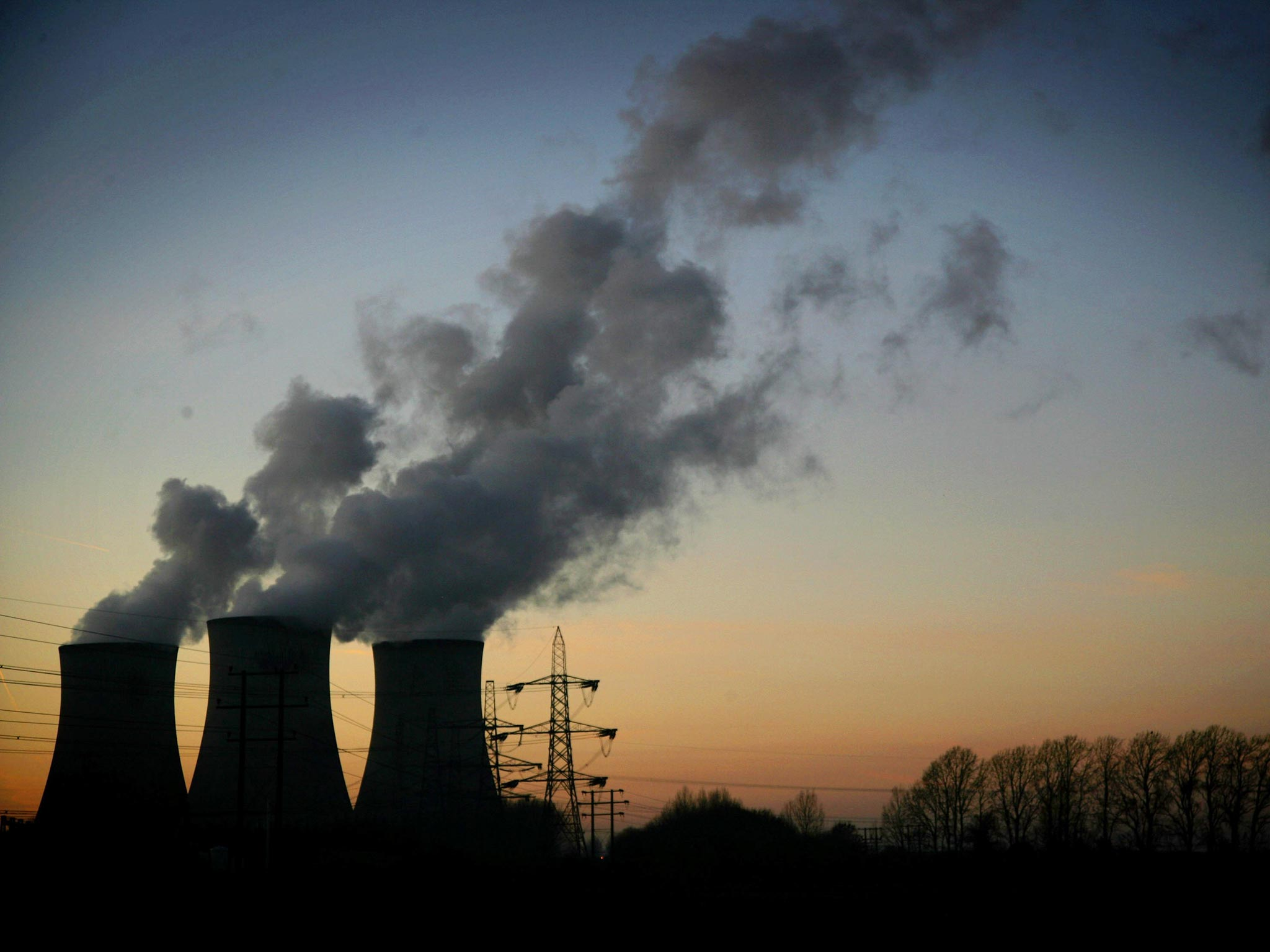 UK smog: Nitrogen doesn't just cause air pollution - it is a huge ...