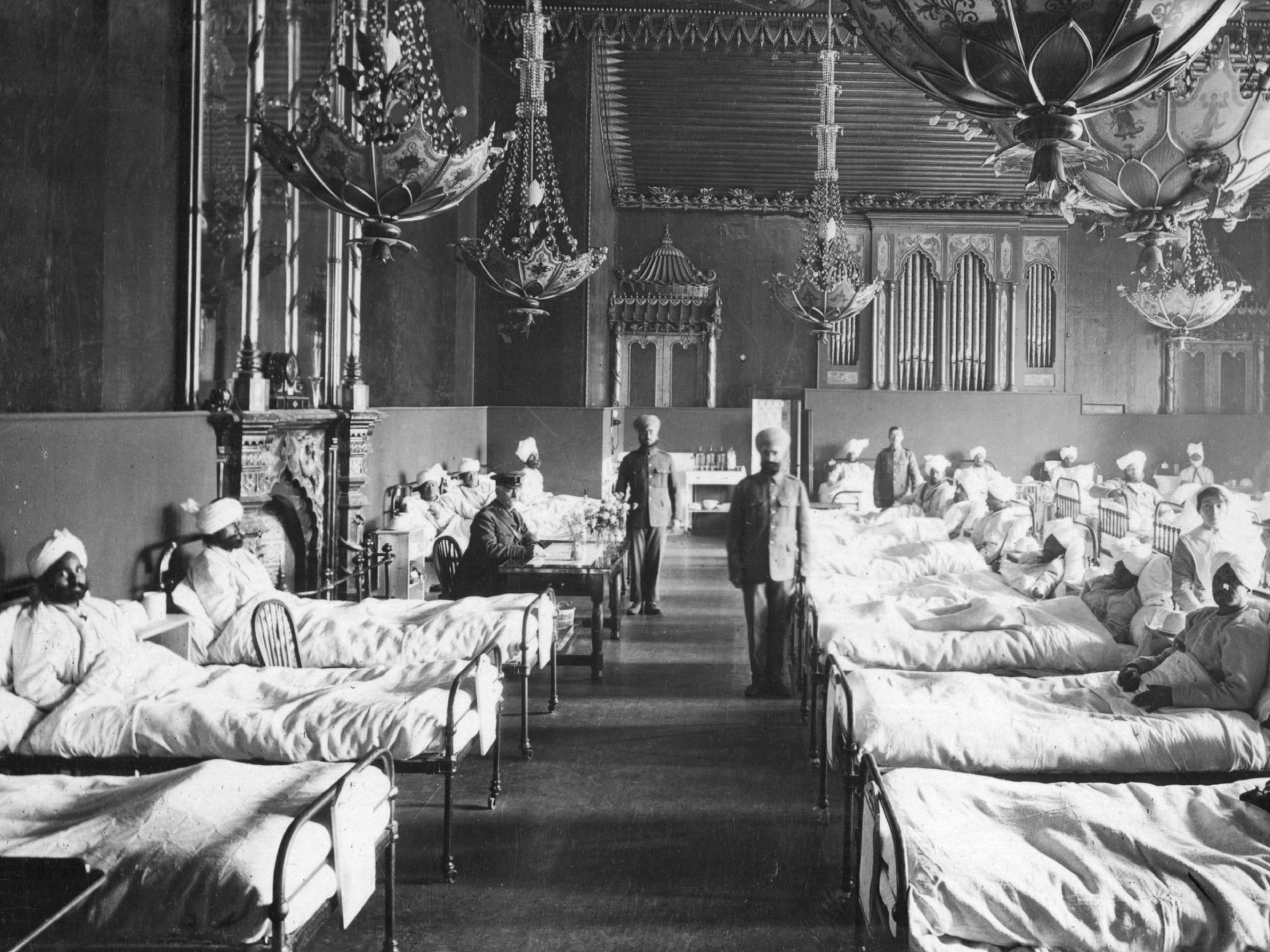 Victorian Public Hospital Bed Numbers : A history of the first world war in moments an