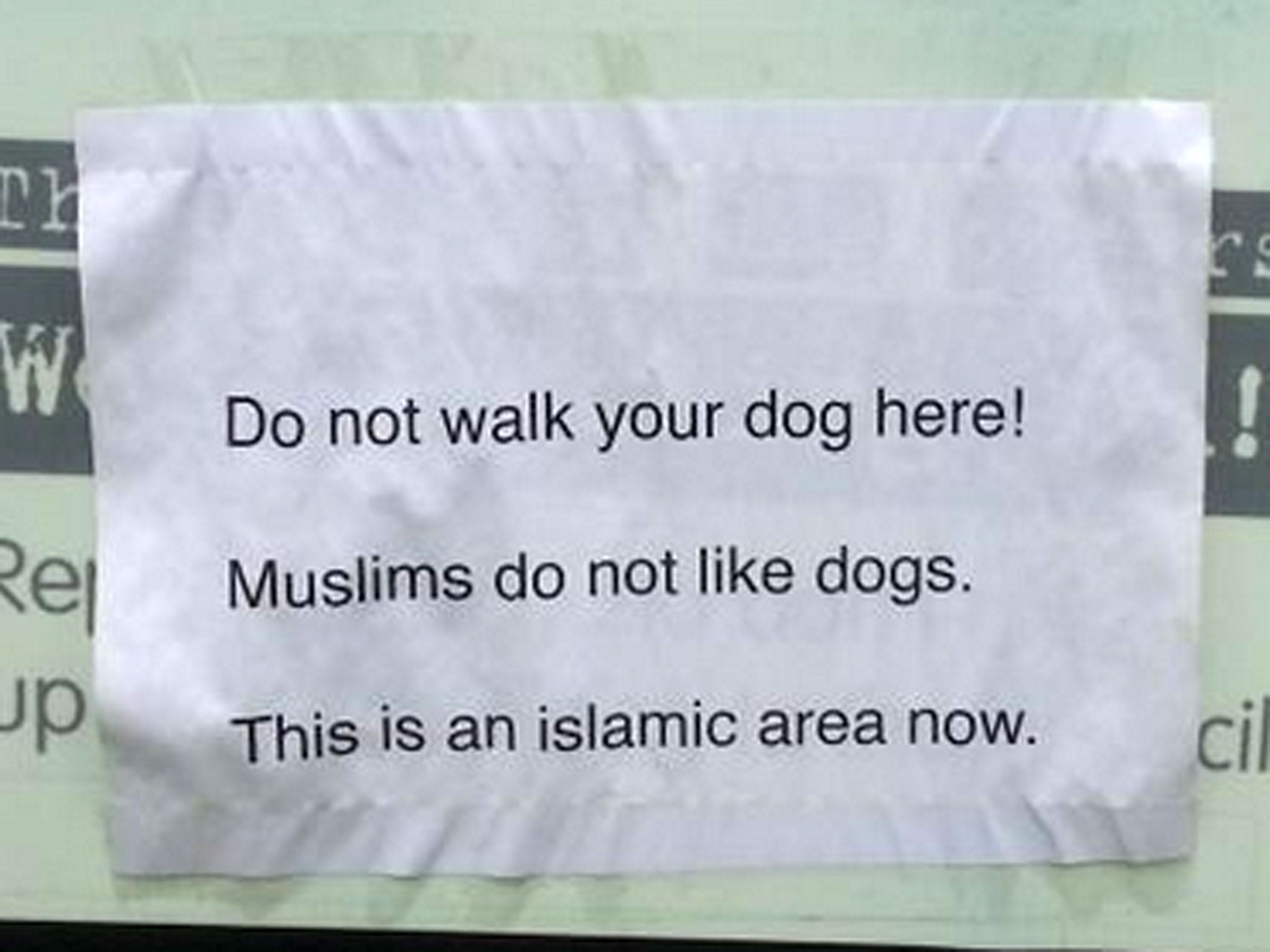 Why Muslims Dont Like Dogs