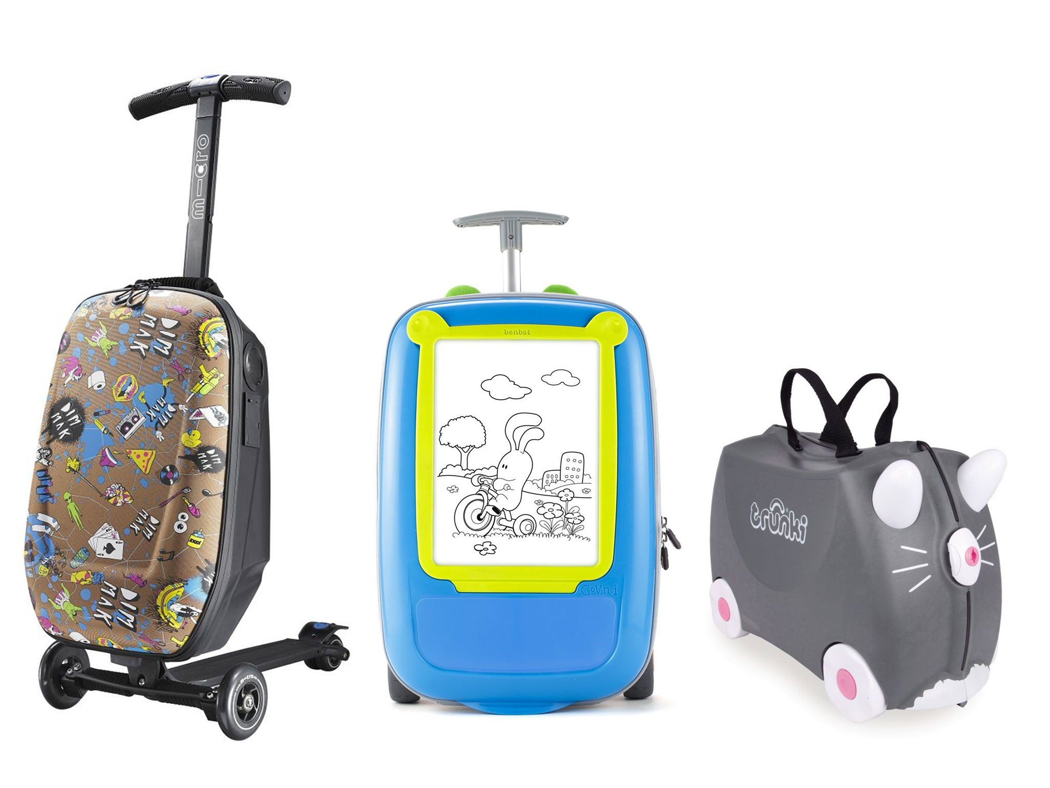 10 Best Children S Luggage Travel Extras The Independent