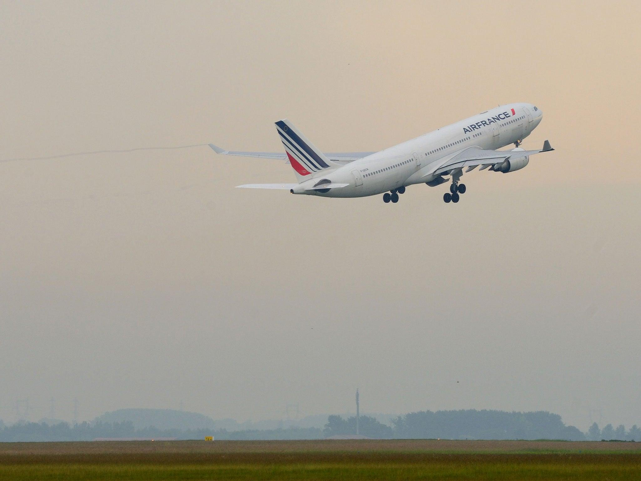Air france wreckage photos