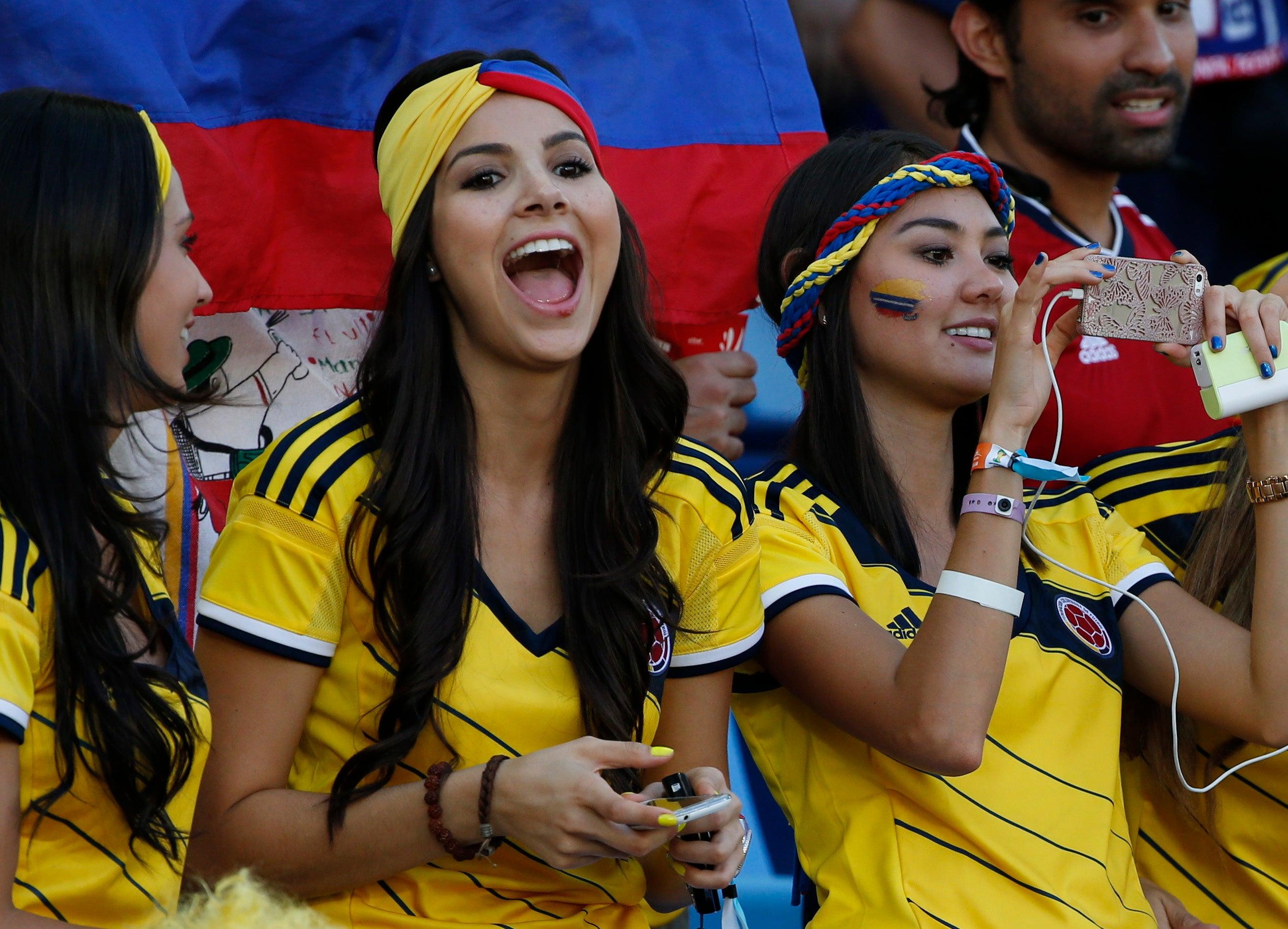 Фото колумбийских девушек 9 фотография
