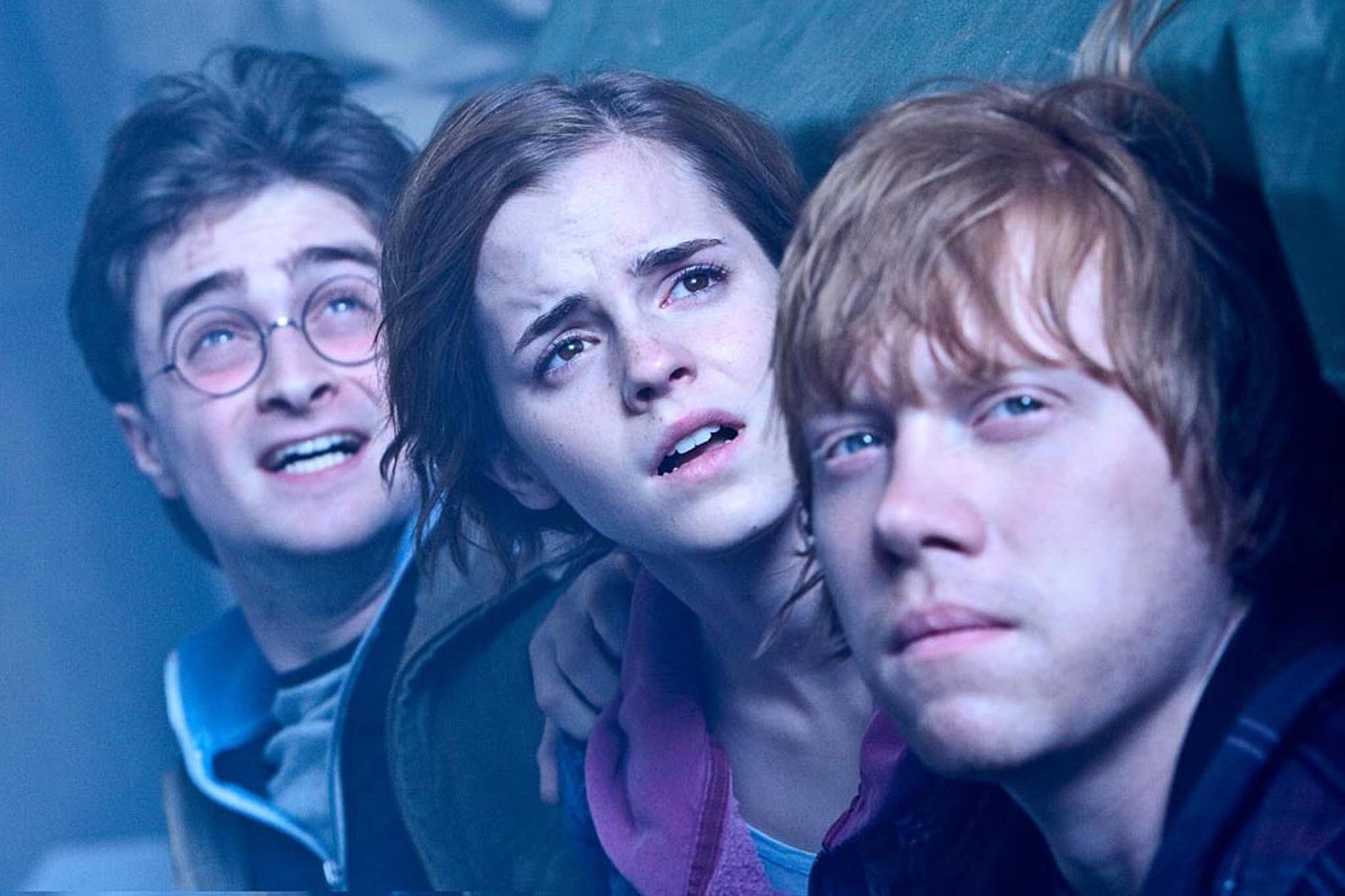 harry potter 3some