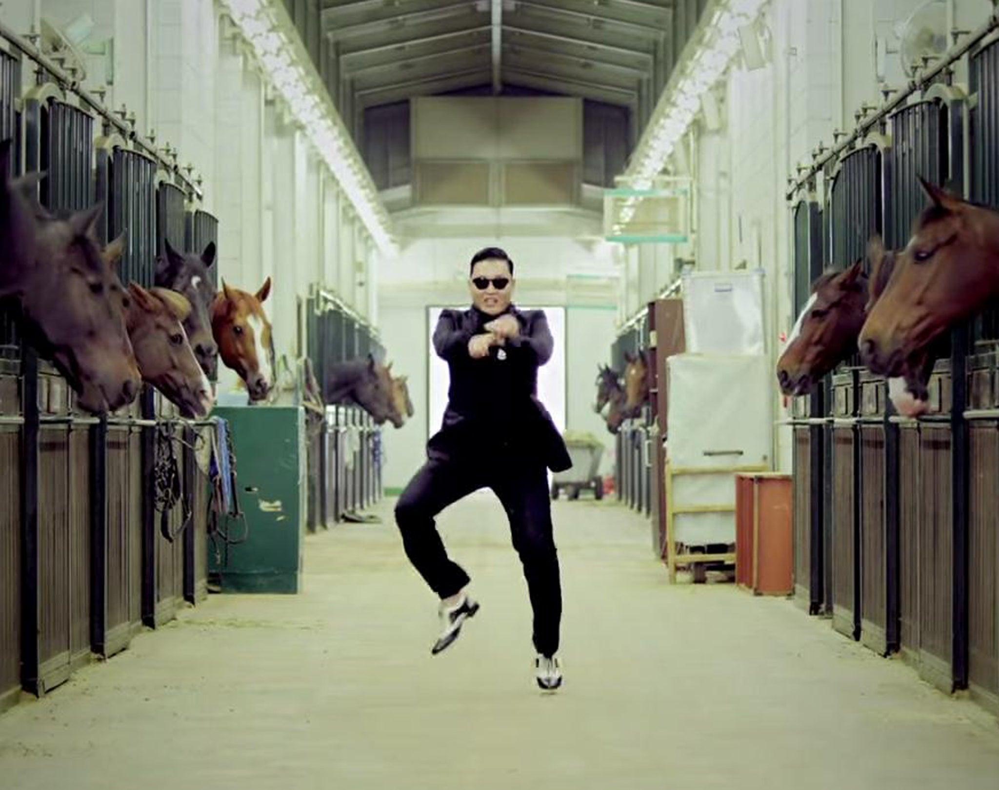 gangam dance