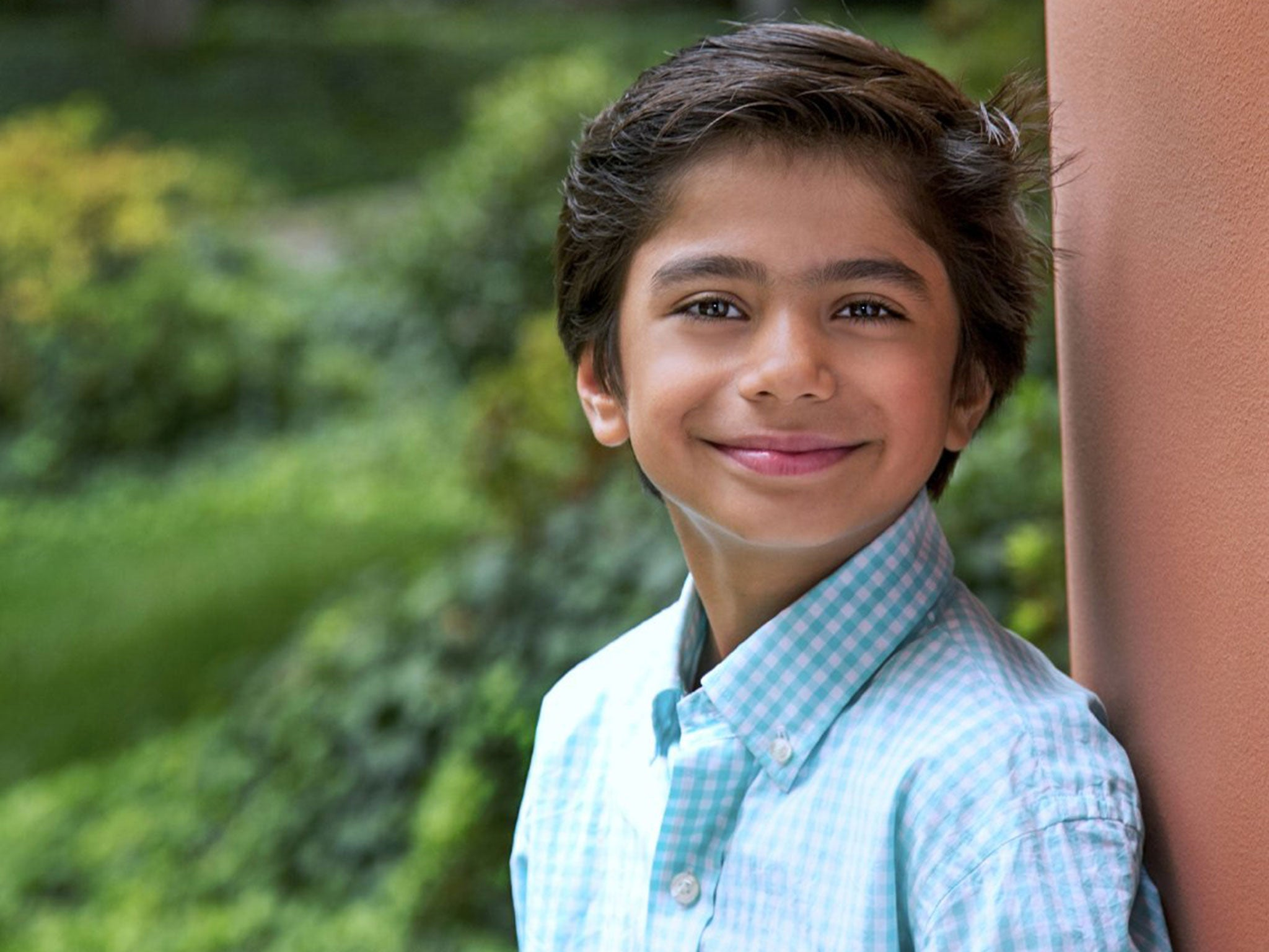 Meet Neel Sethi, The New Mowgli You'll Fall In Love With!