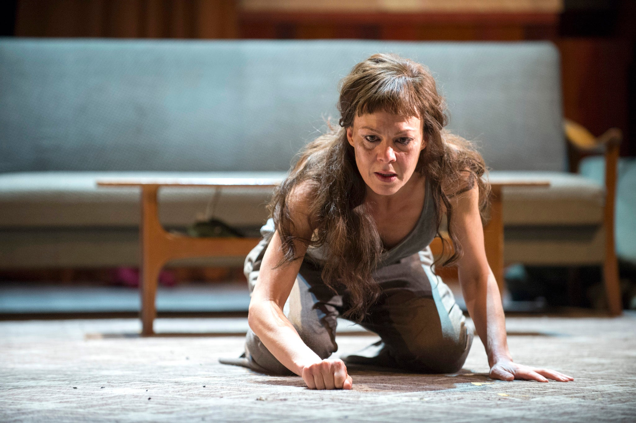 critics circle theatre awards 2015 helen mccrory wins