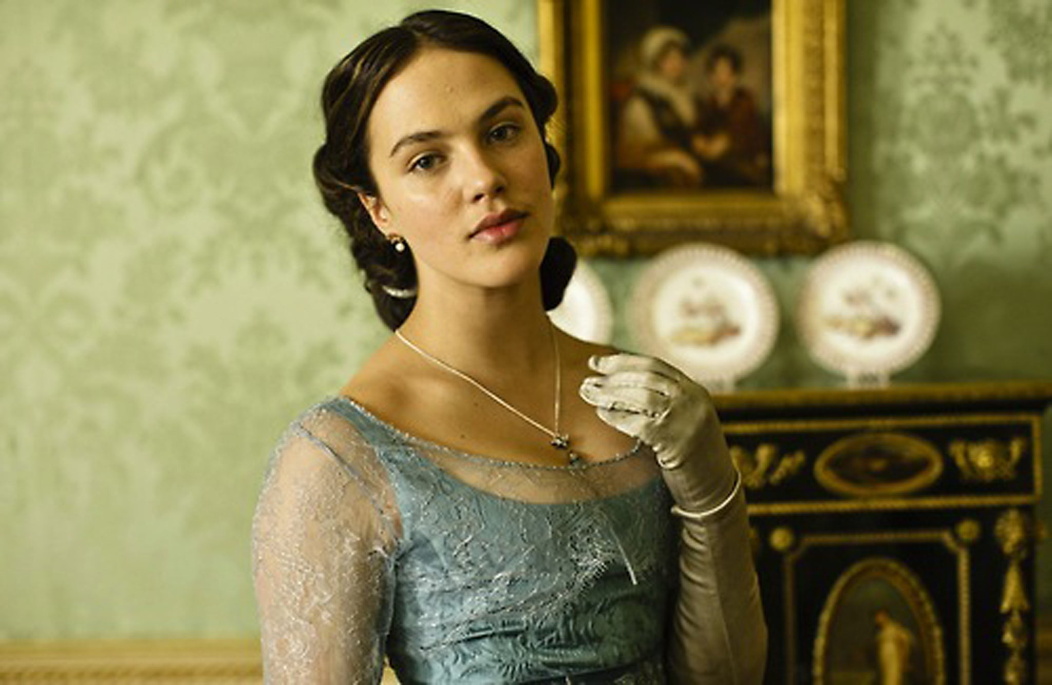 Jessica Brown Findlay: Downton Abbey star is linked to list of