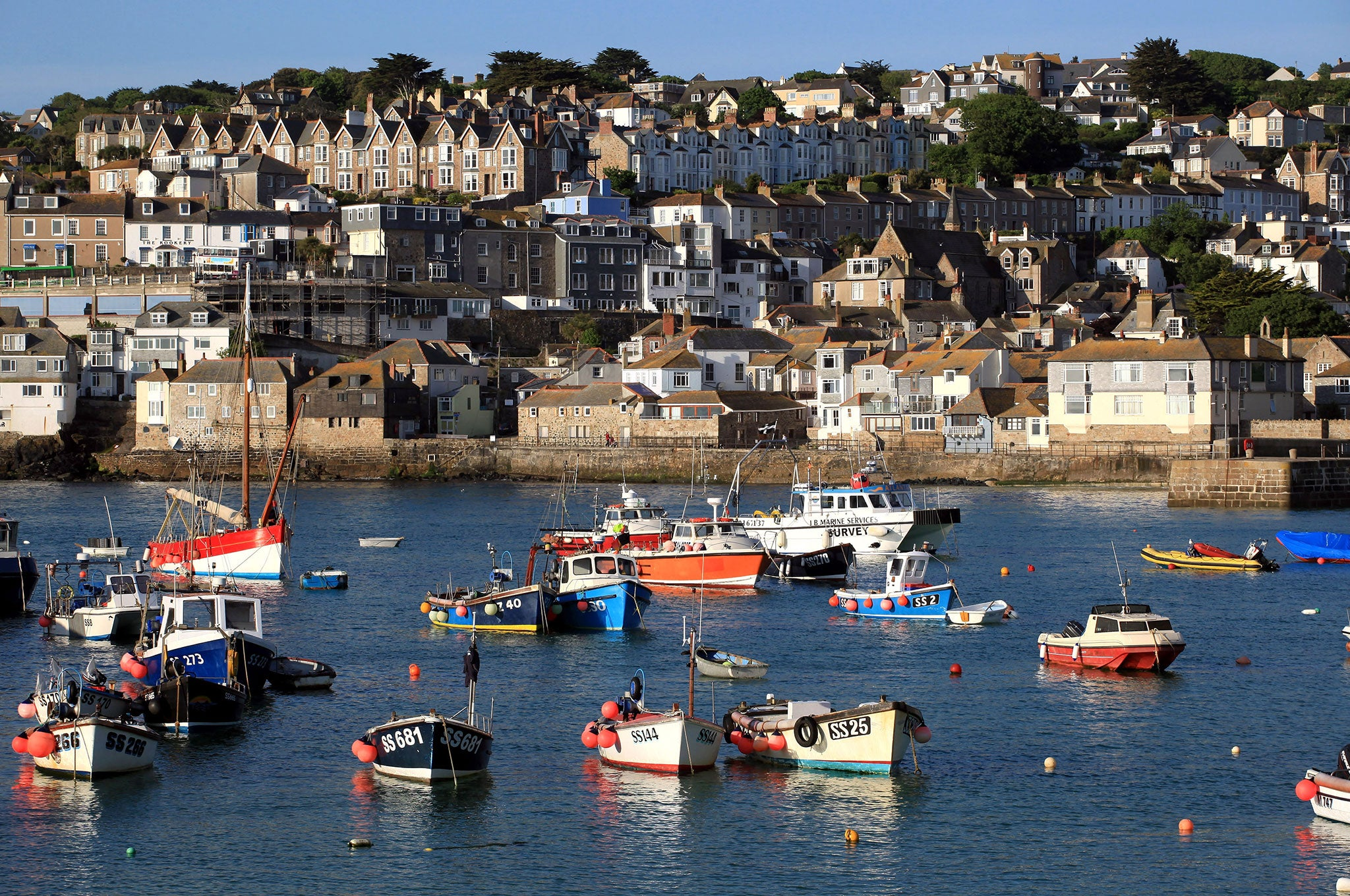 St ives in cornwall named most expensive seaside resort in for The ives