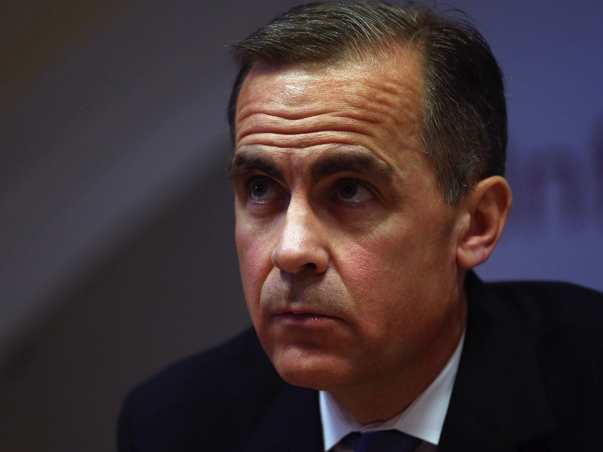 Carney Spare Capacity In The Labour Market