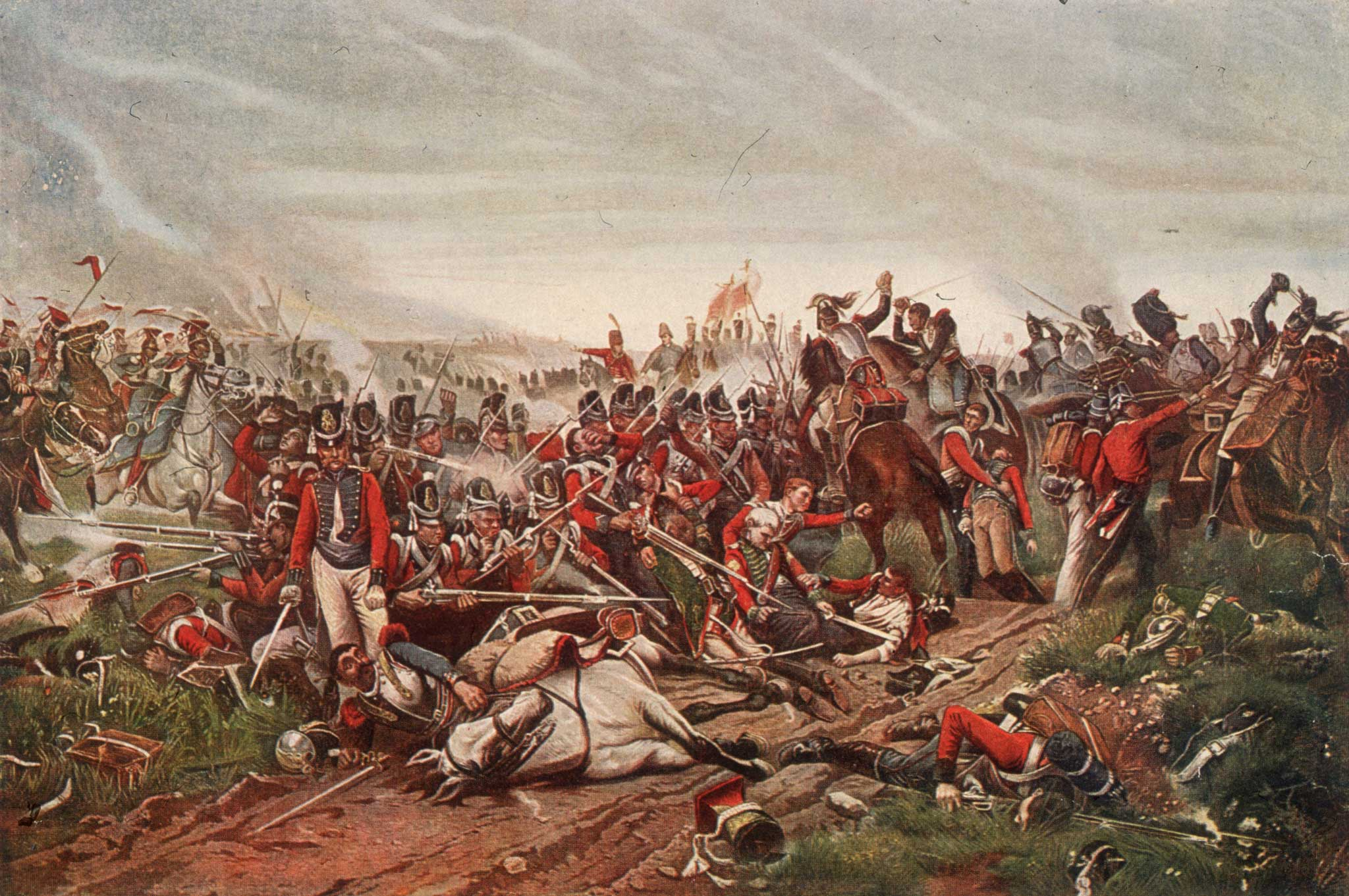 History Battle of Waterloo Waterloo The History of