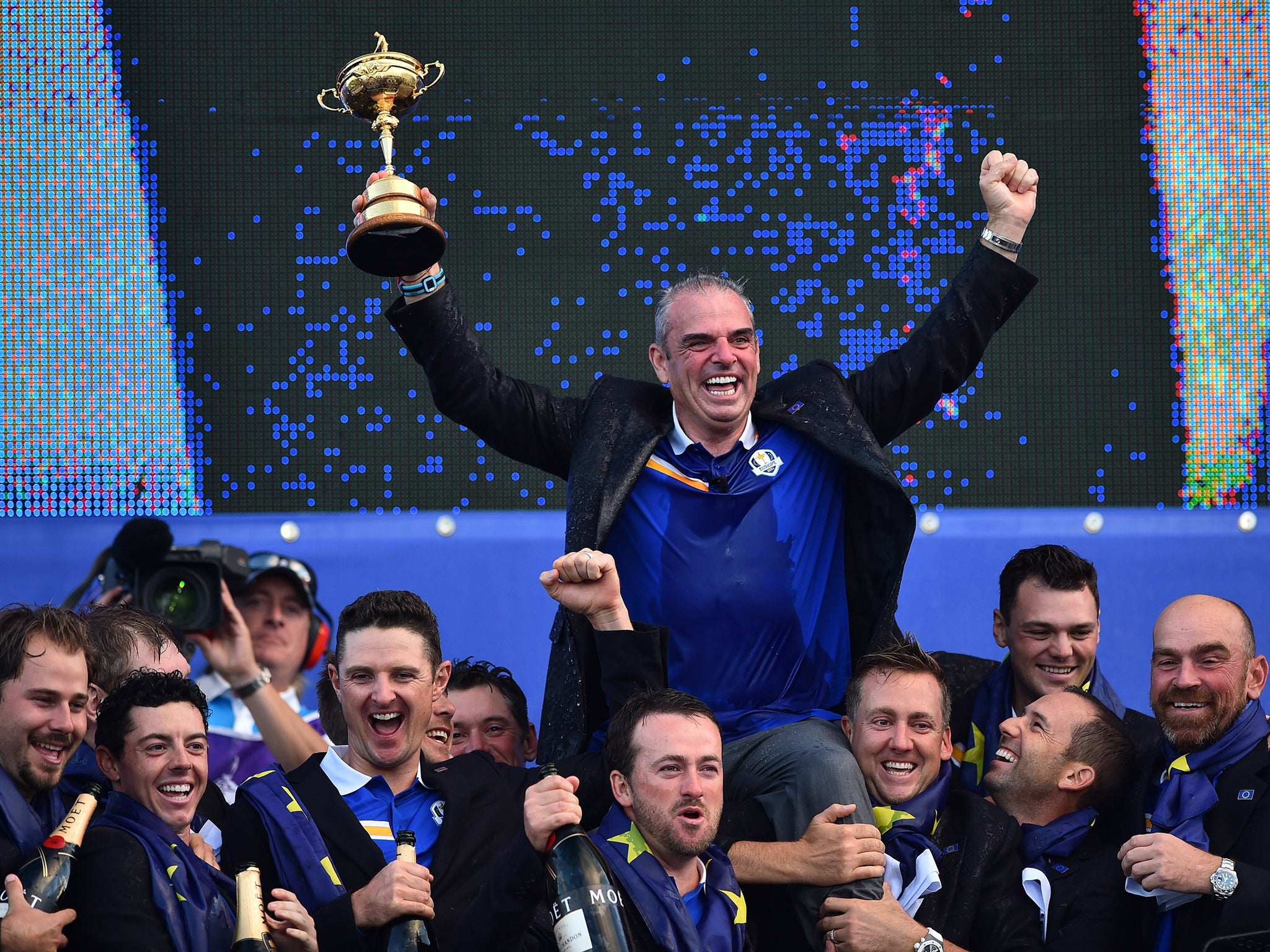 Ryder Cup Fans Ryder Cup 2014 The Top 10