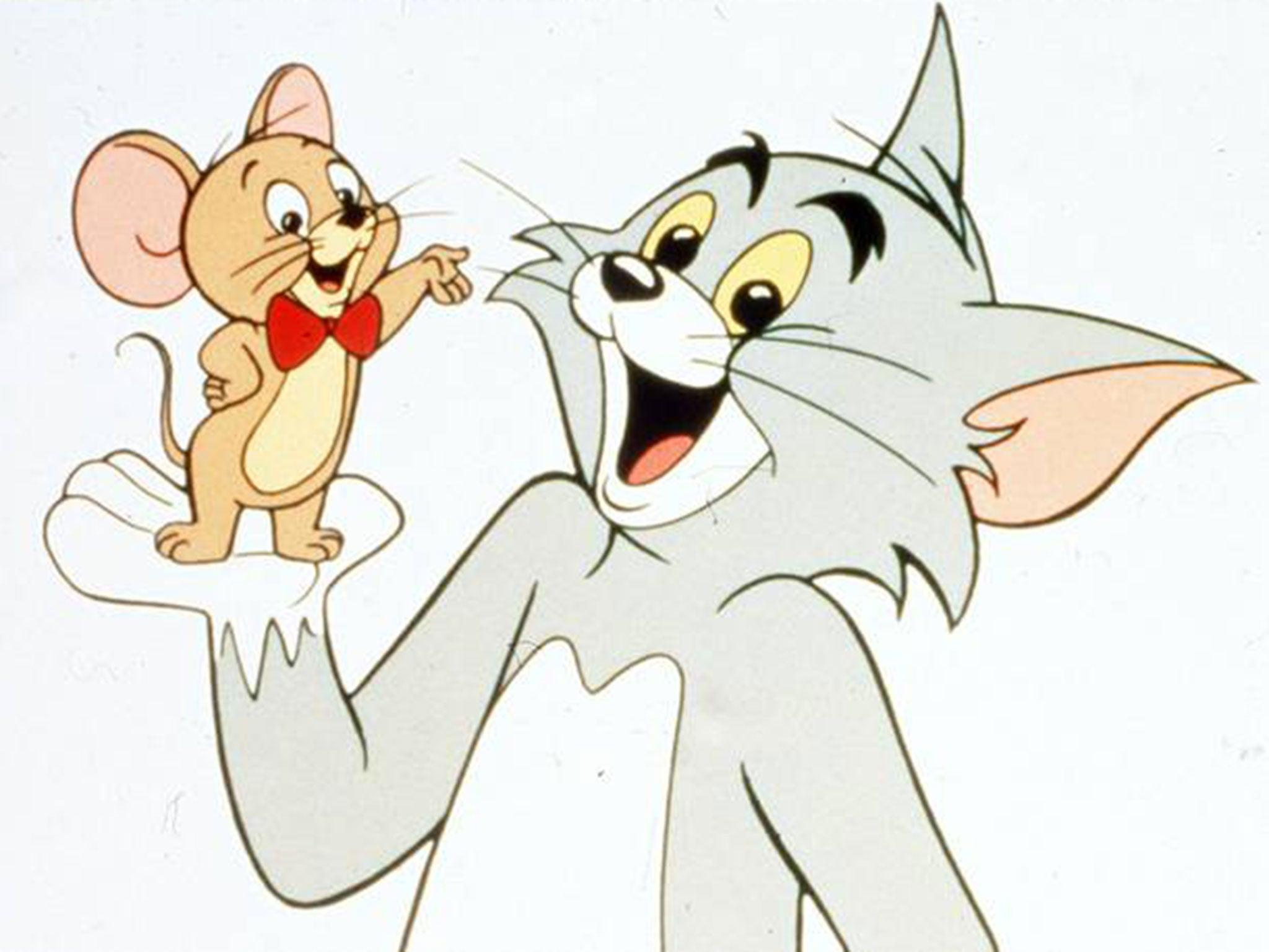 Tom and jerry cartoons now carry a 39 racial prejudice - Tom tom et jerry ...