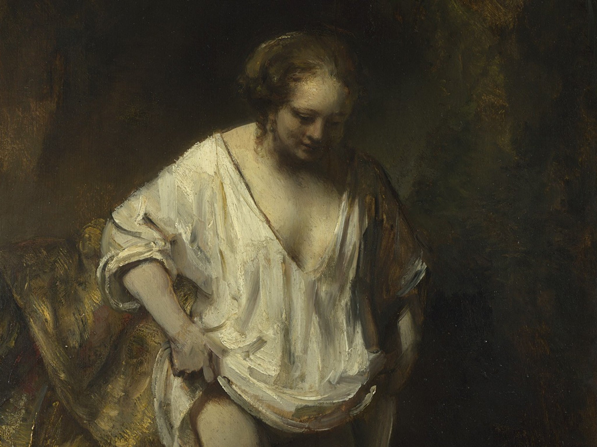 rembrandt sex personals Rembrandt: the late works at the national gallery contains a staggering  the  painting is balanced by the frankly sexy a woman bathing in a.