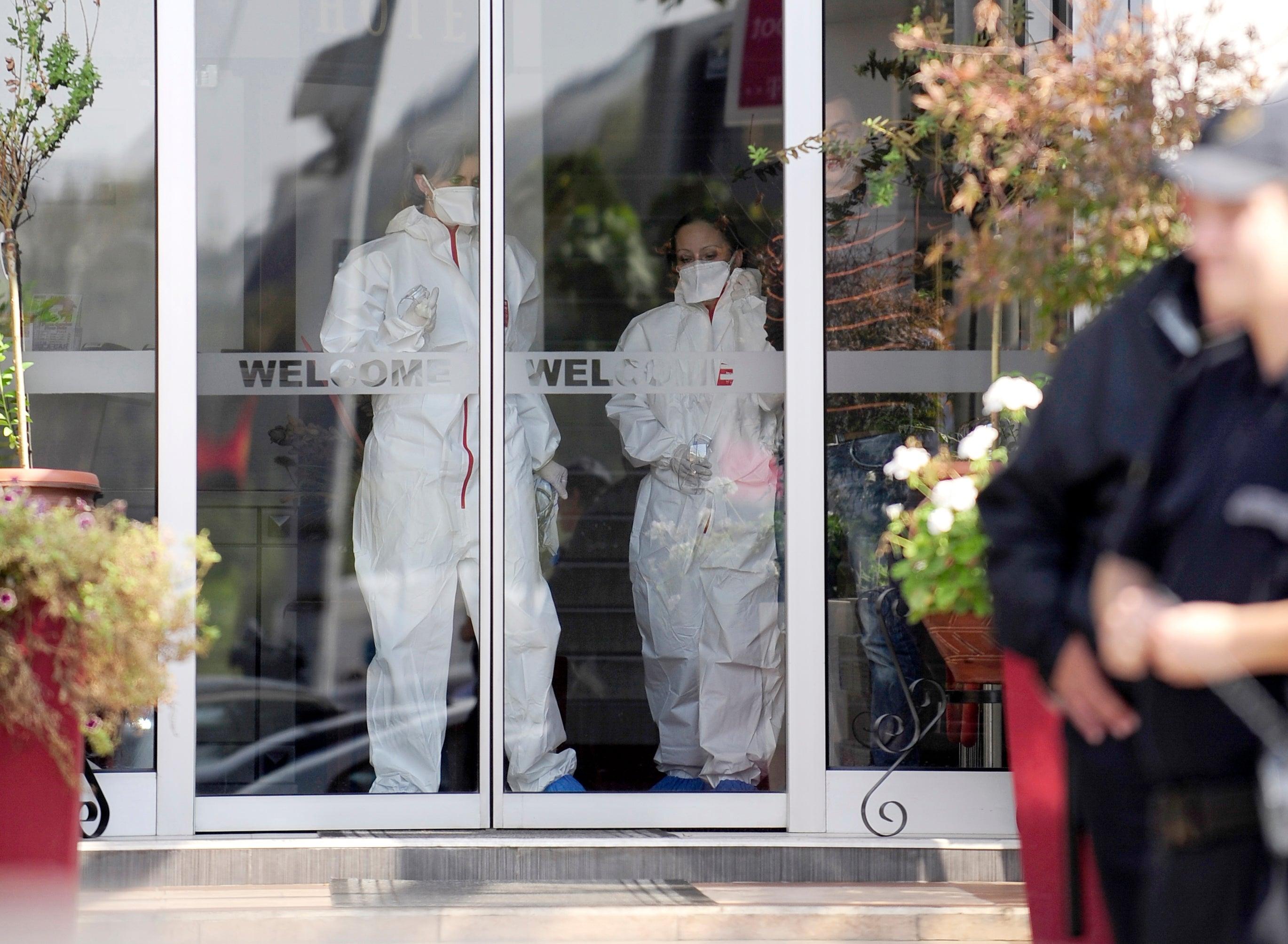 Ebola berlin wedding