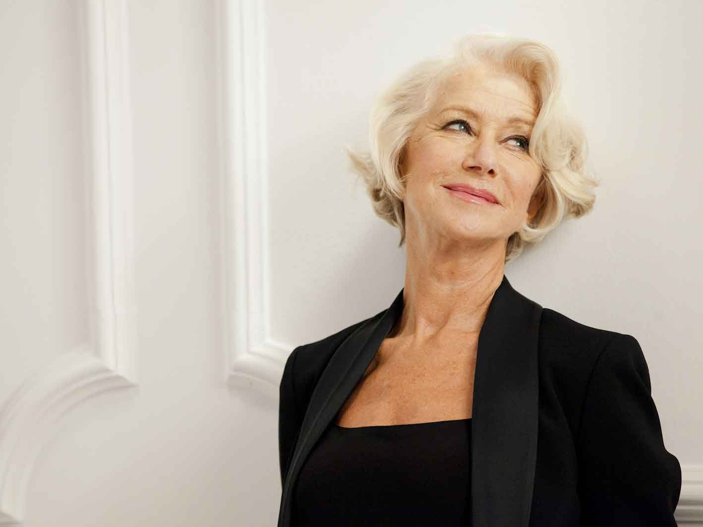 helen mirren explains why calling a woman sassy is just