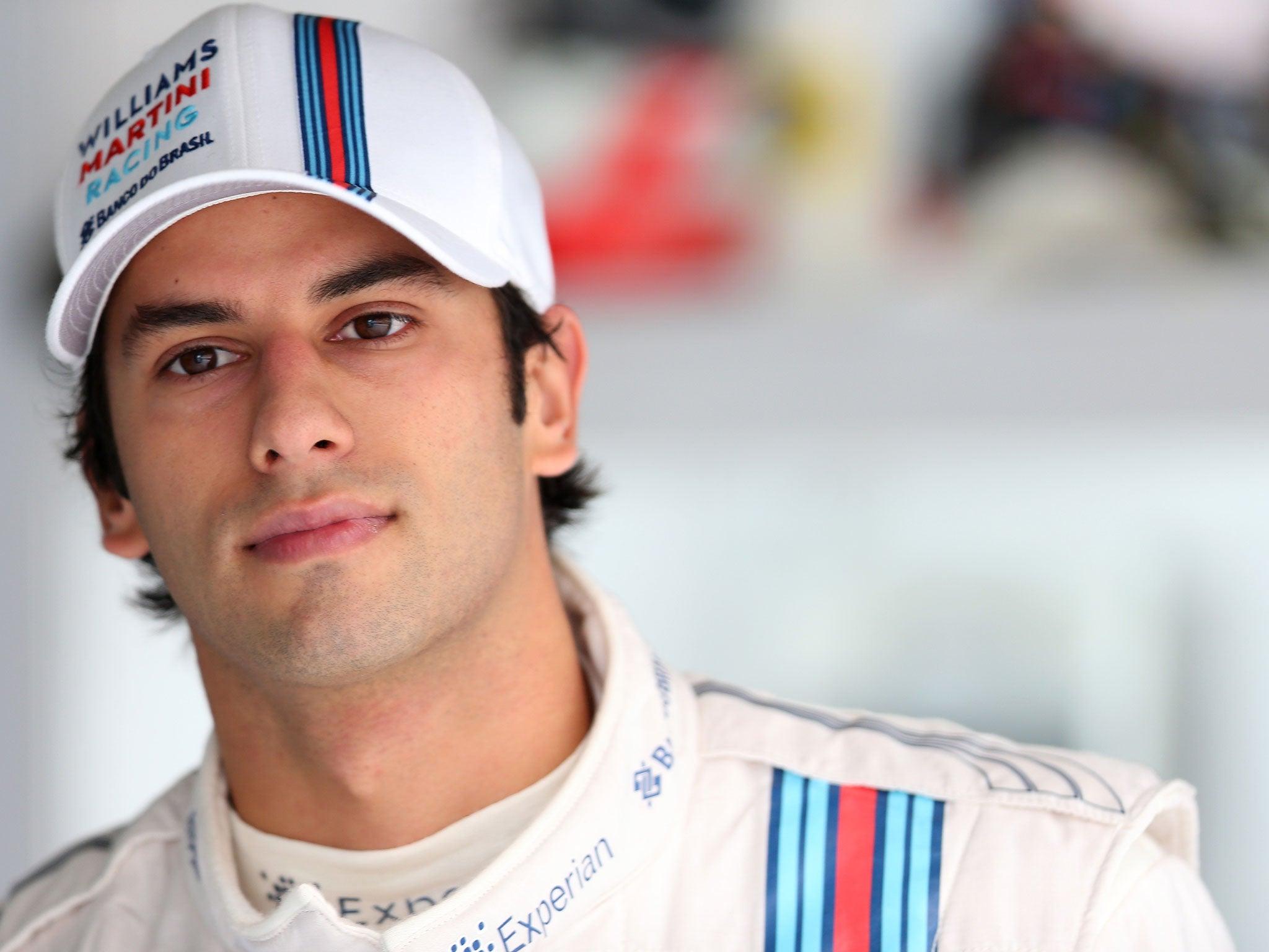 F1: Felipe Nasr joins Sauber to join Marcus Ericsson in ... Felipe Nasr