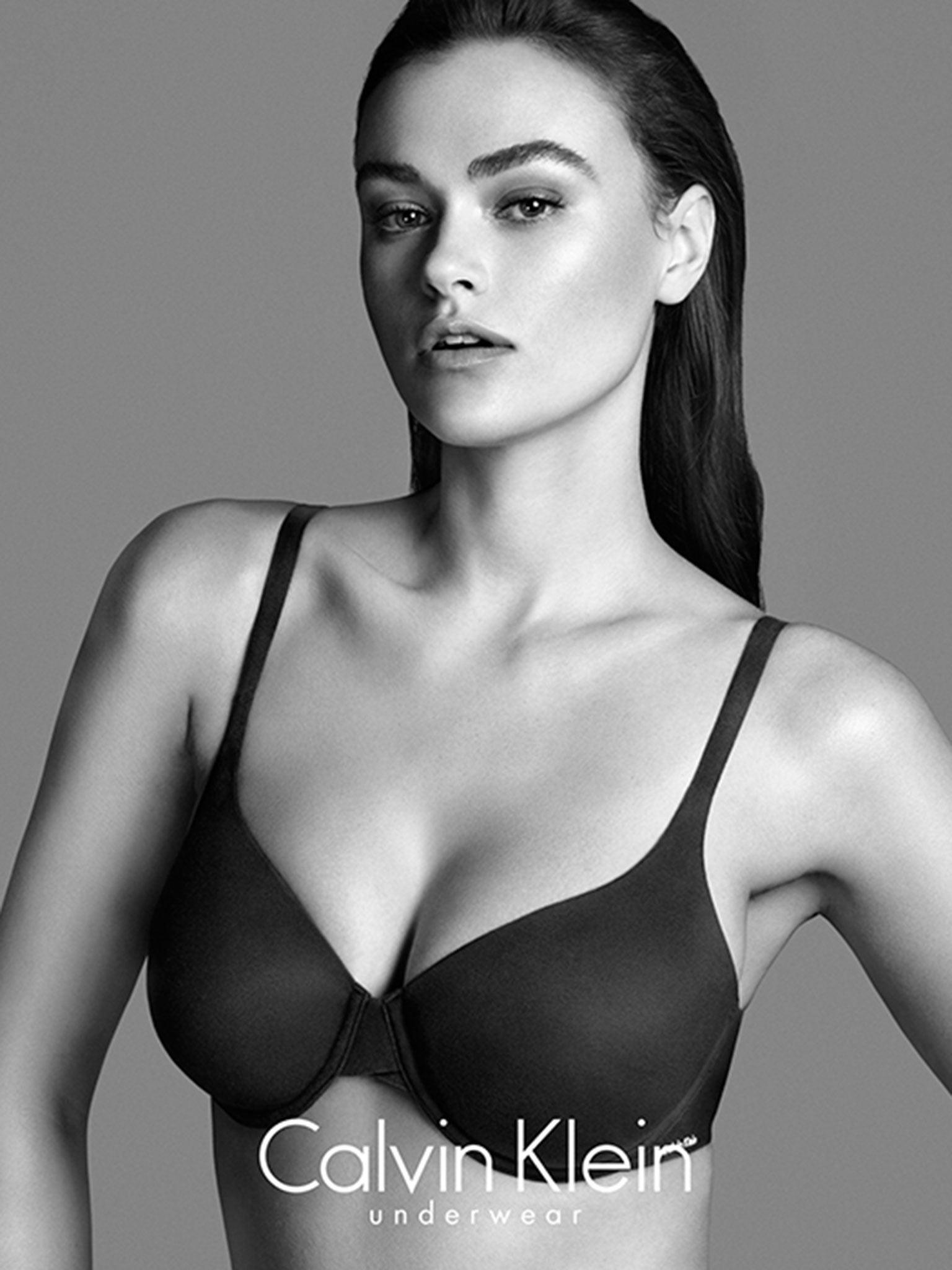 Myla Dalbesio Myla Dalbesio Interview with Calvin Klein model sparks