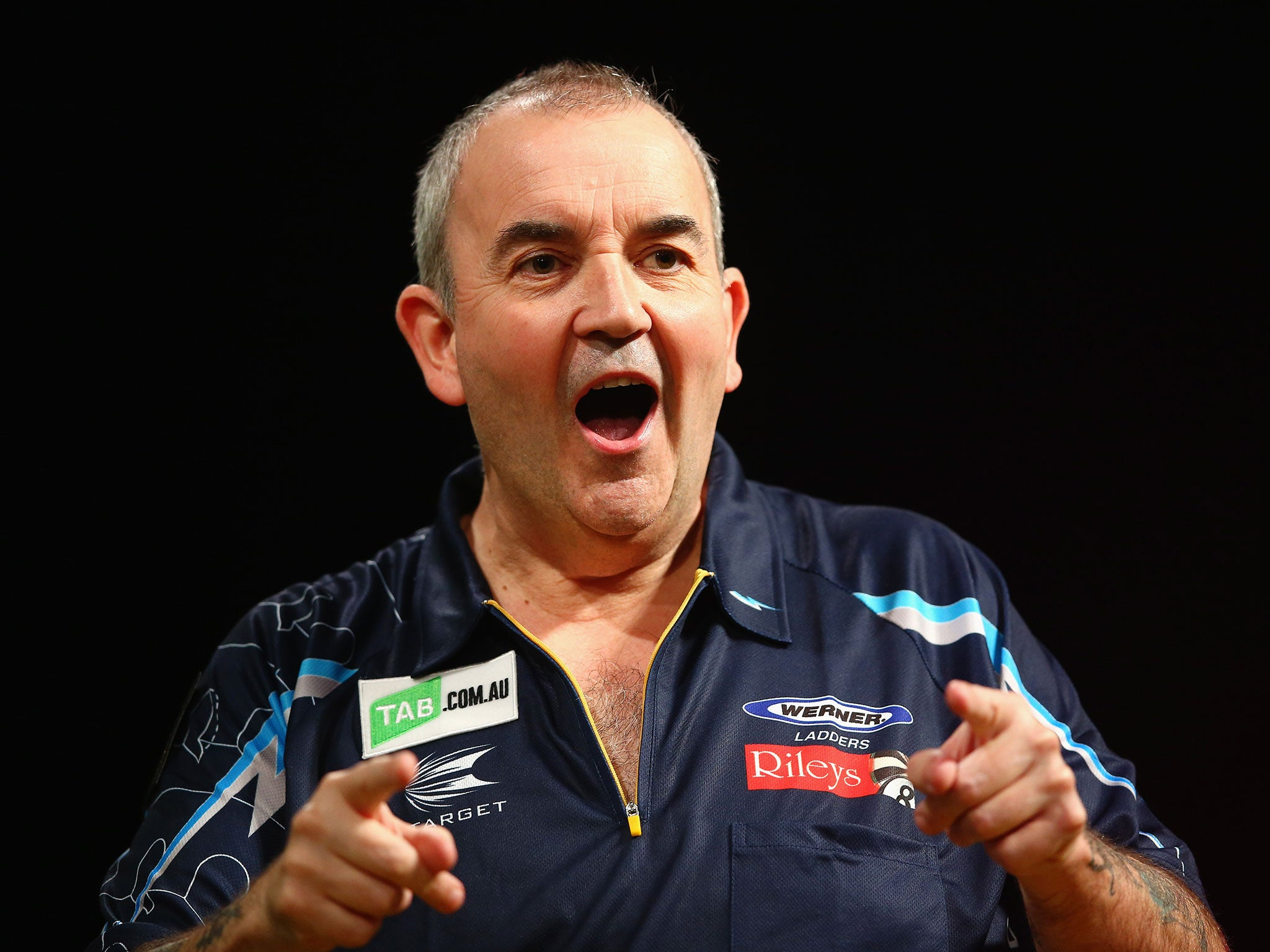 World Darts Championship 2014 Friday 19 December schedule: Phil Taylor vs ...
