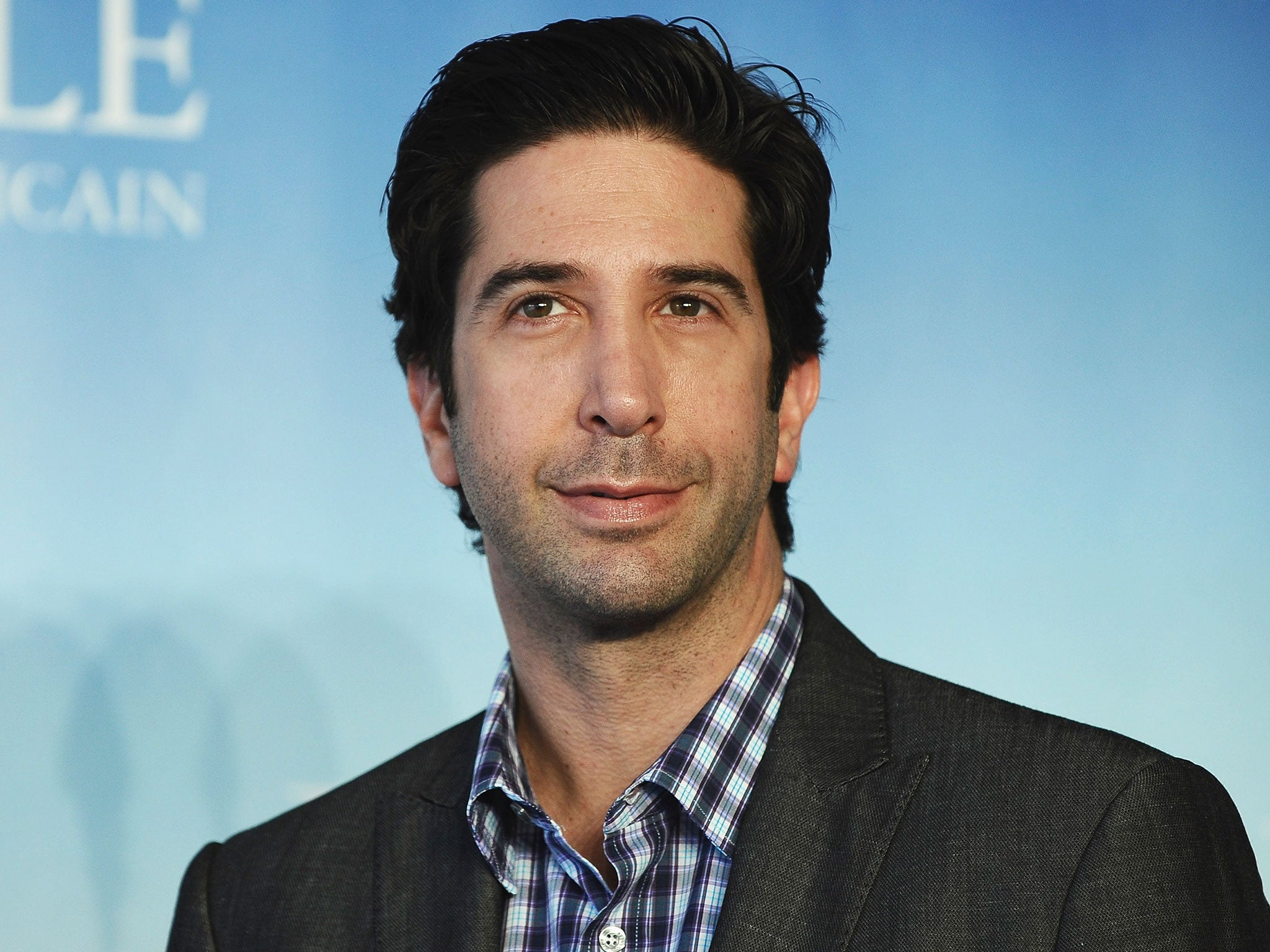 David Schwimmer 2018: Haircut, Beard, Eyes, Weight ...