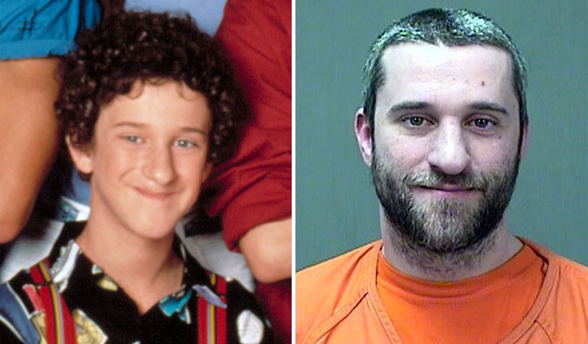 Dustin Diamond Freed On Bail Screech From Saved By The
