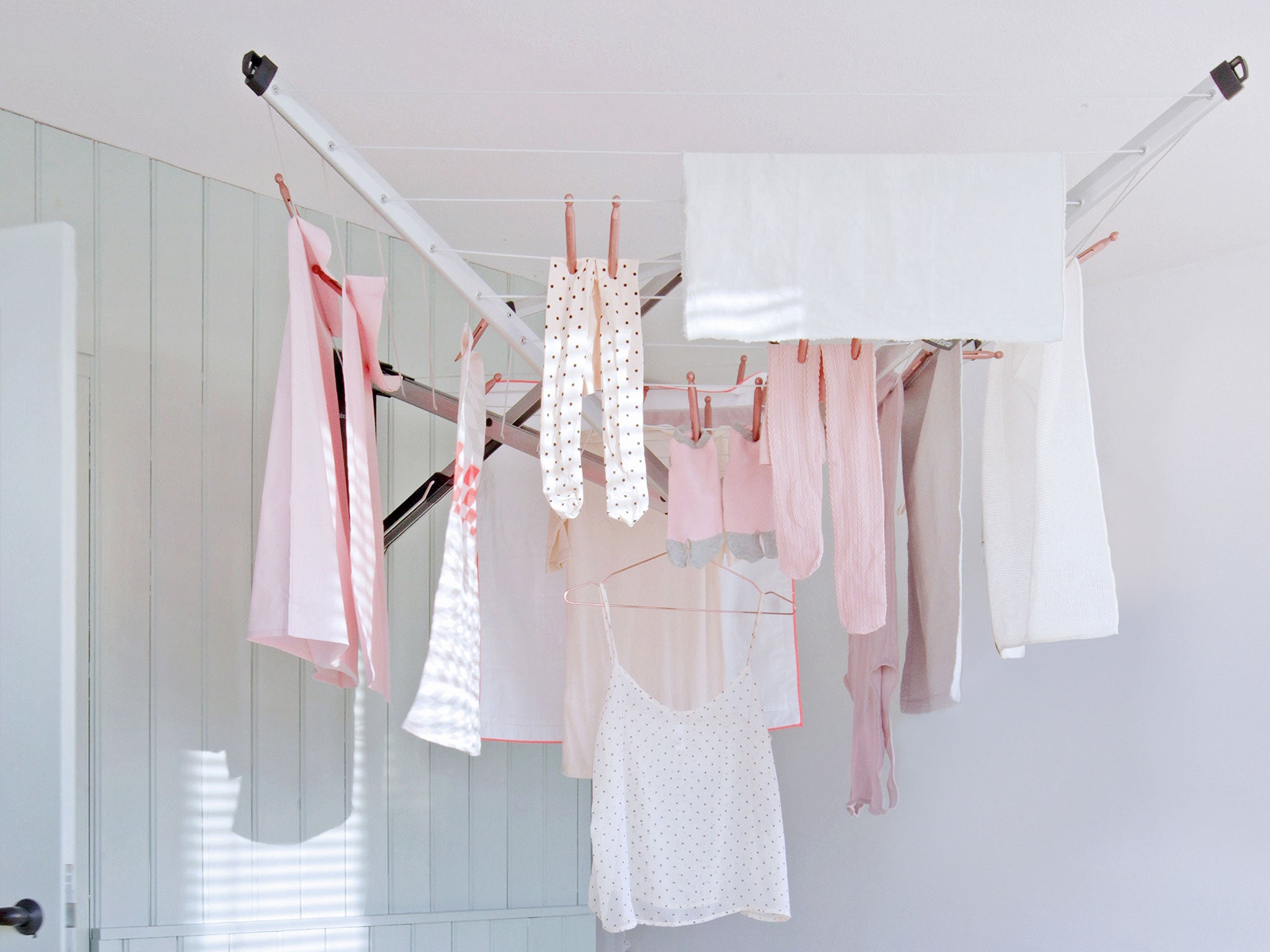 10 best clothes drying racks house garden extras the independent. Black Bedroom Furniture Sets. Home Design Ideas