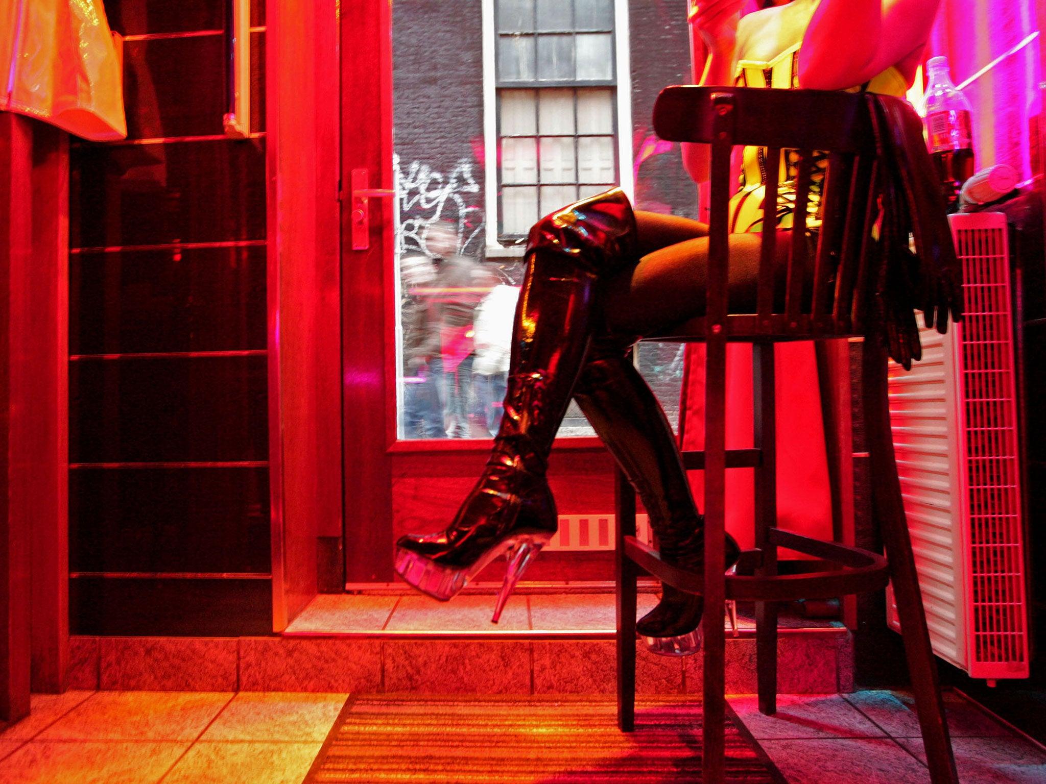 Публичный дом амстердам порно 20 фотография