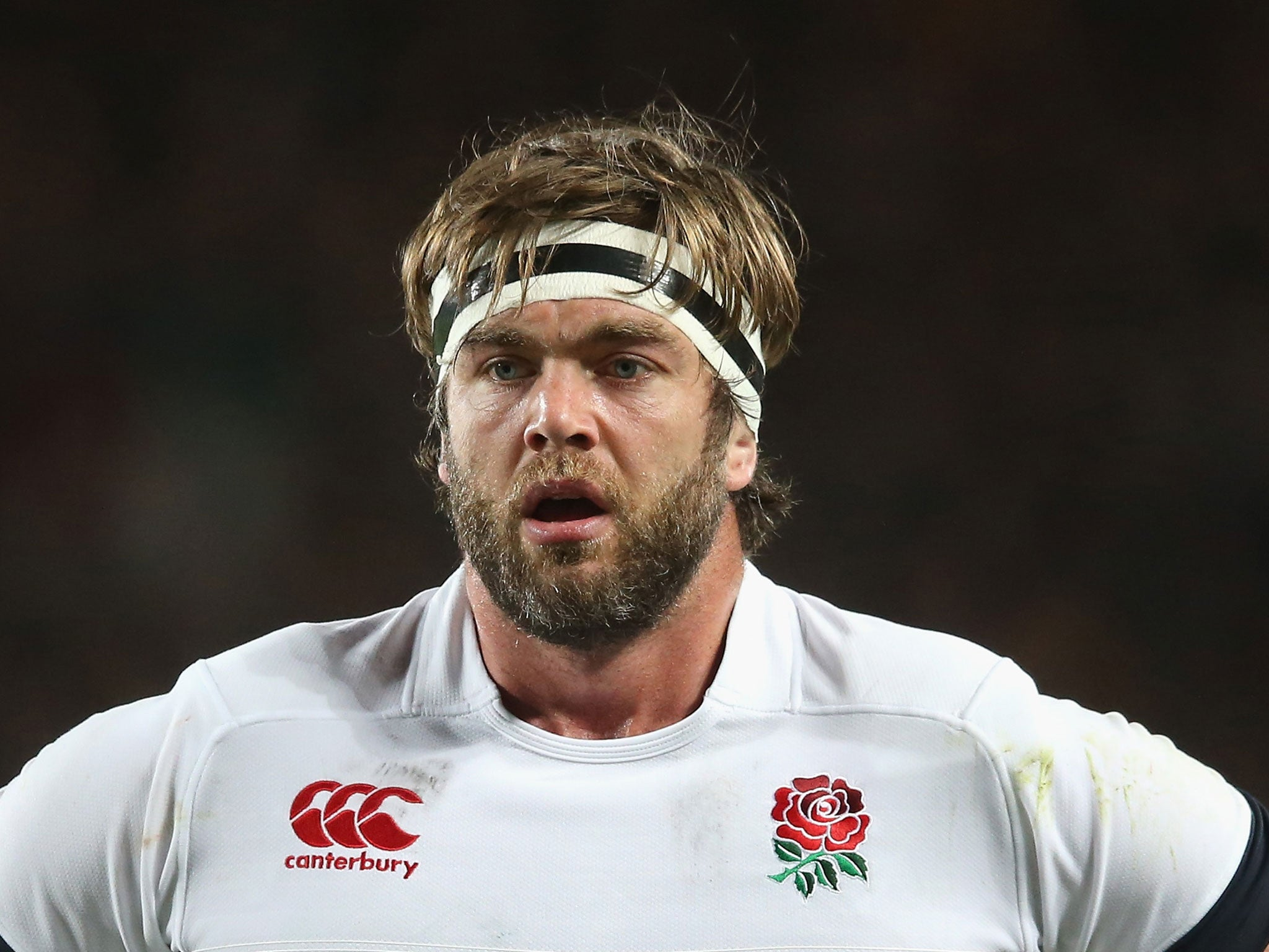 Geoff Parling Six Nations 2015 England vs Italy Brad Barritt and Geoff