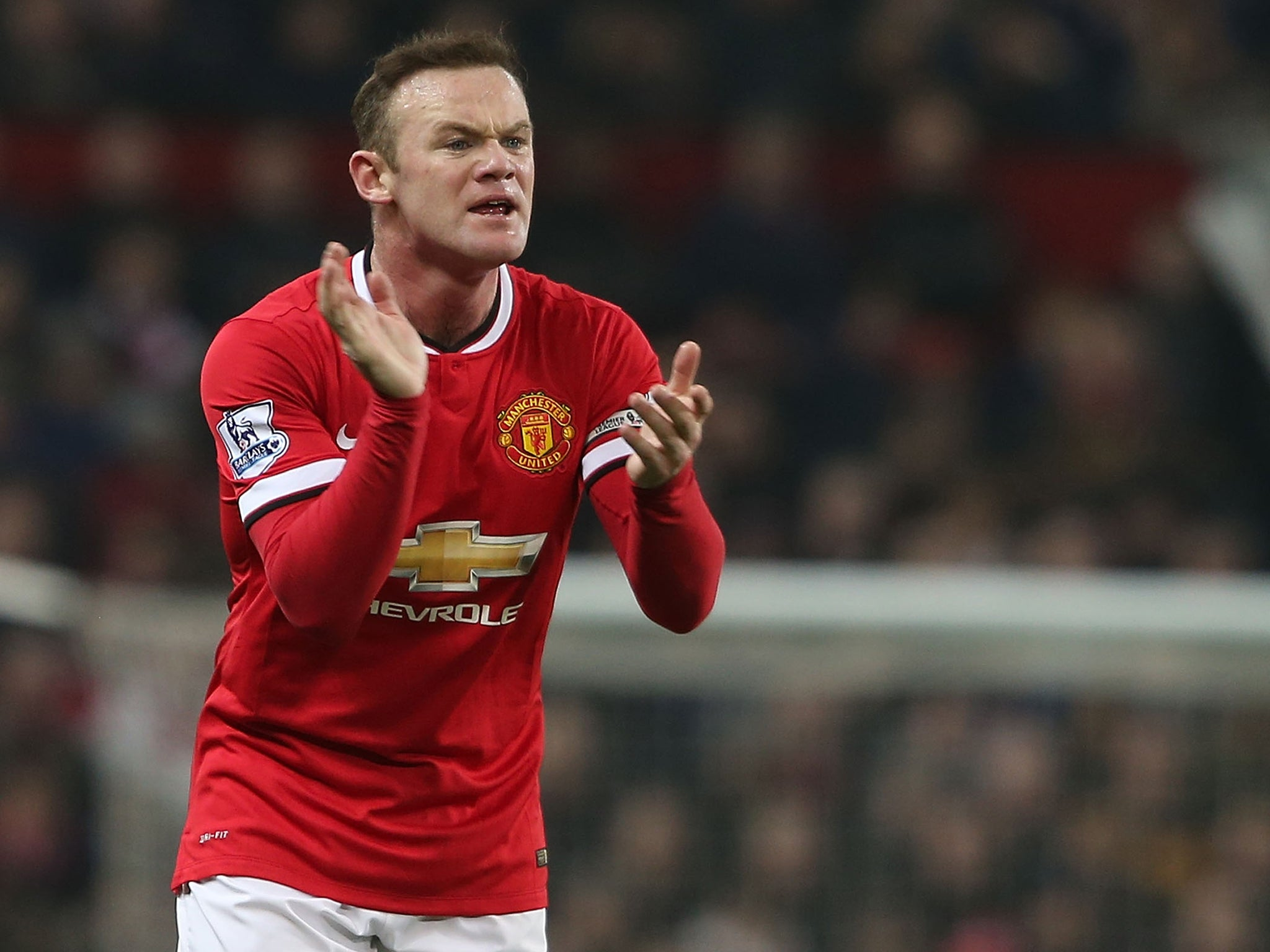 Wayne Rooney 2015 Wayne Rooney analysis Manchester United captain has not had a shot on