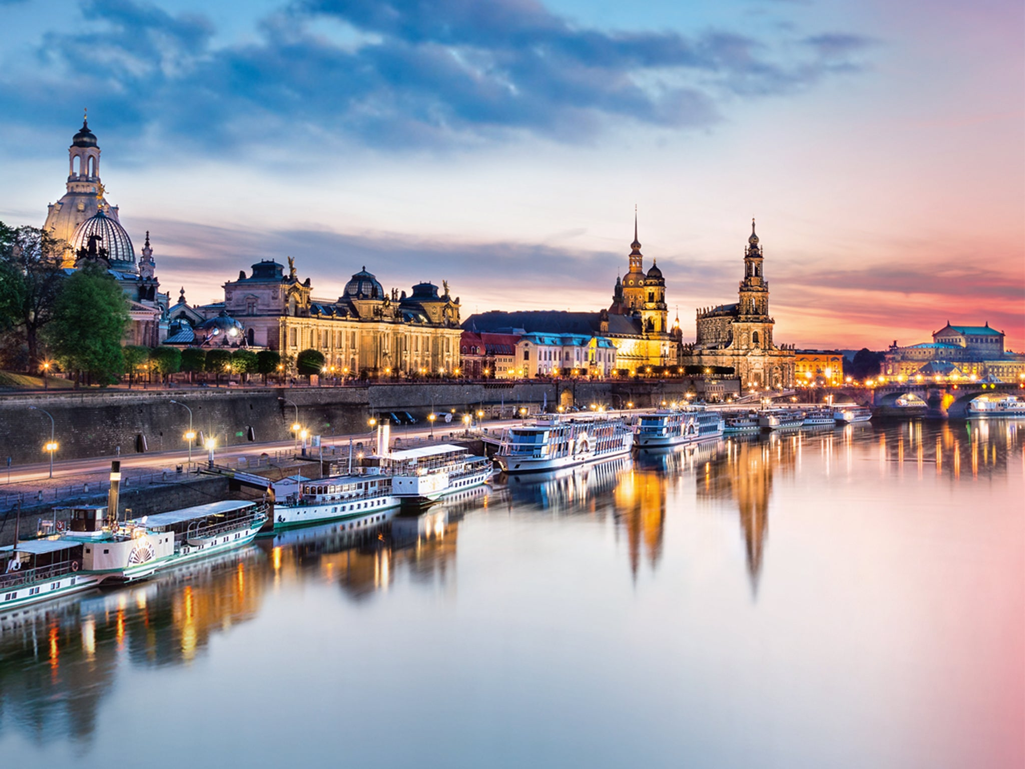 Dresden: A beauty that rose from the wreckage - Europe - Travel - The ...