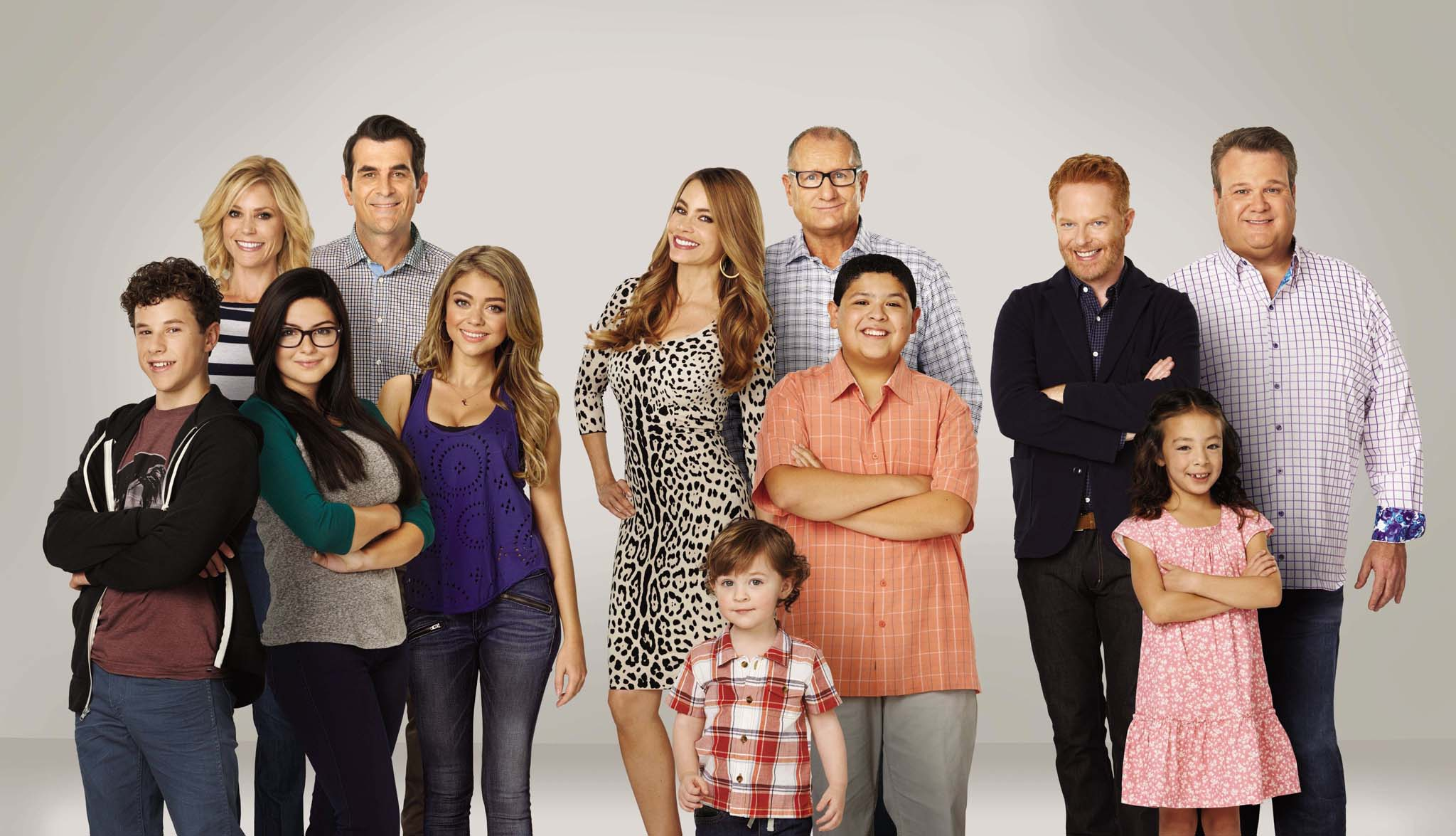 Modern Family  Characters  TV Tropes