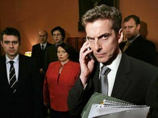 'Curses were a currency': The Thick of It cast and creators look back on the scathing sitcom as it turns 15