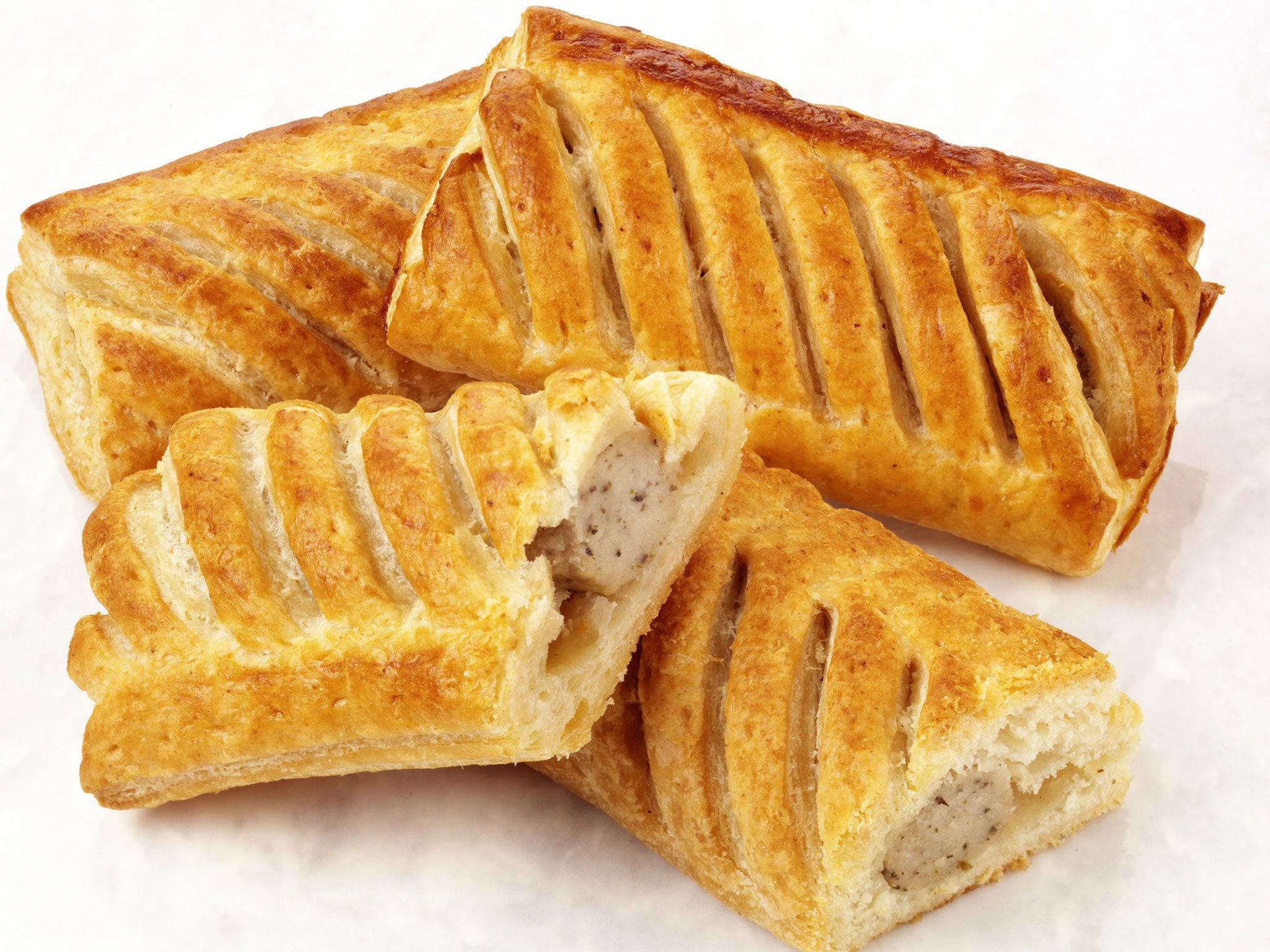Sausage Rolls Recipe — Dishmaps