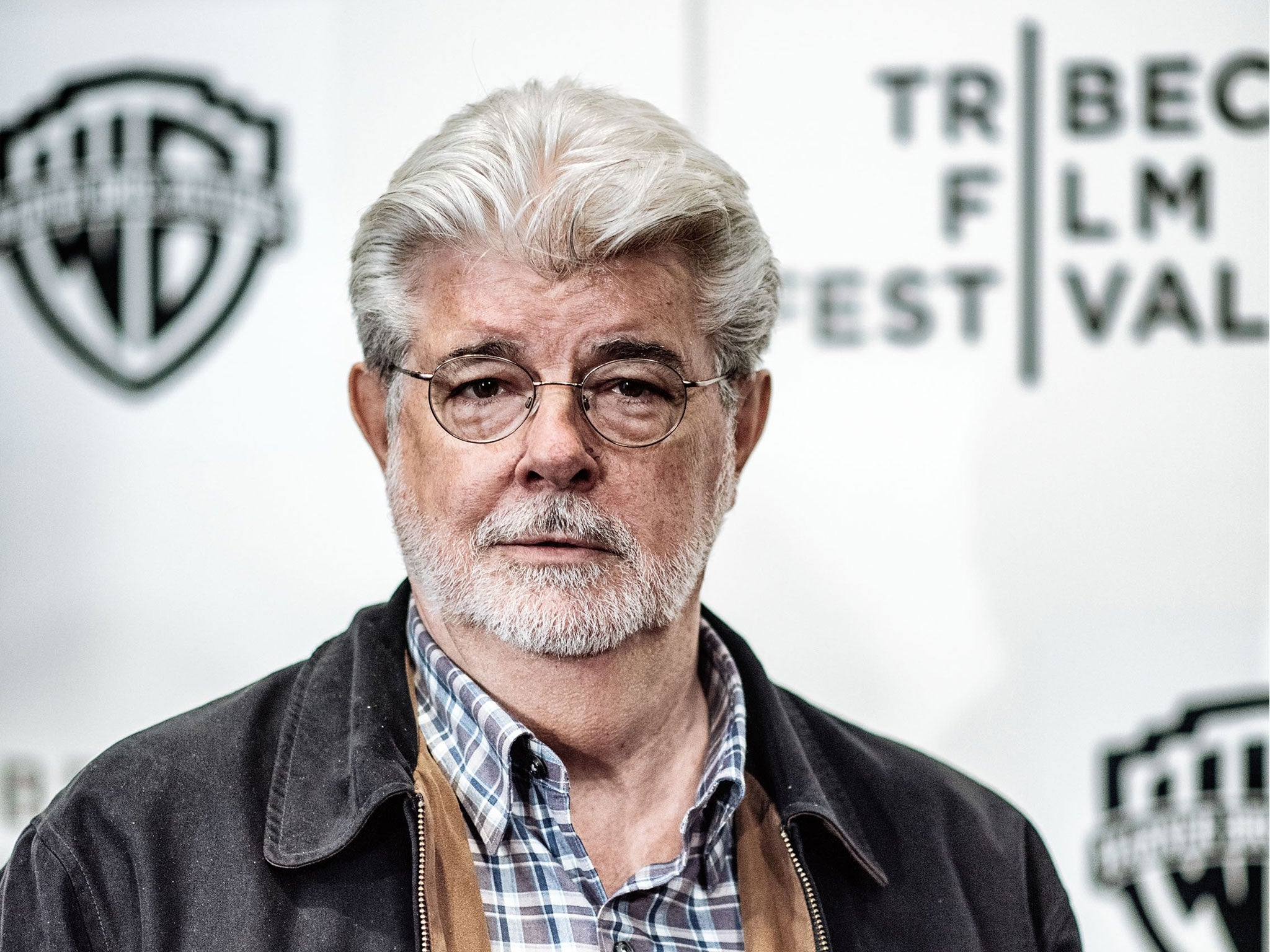 Star Wars 7: George Lucas admits he hasn't seen The Force Awakens trailer | News | Culture | The Independent - George-Lucas