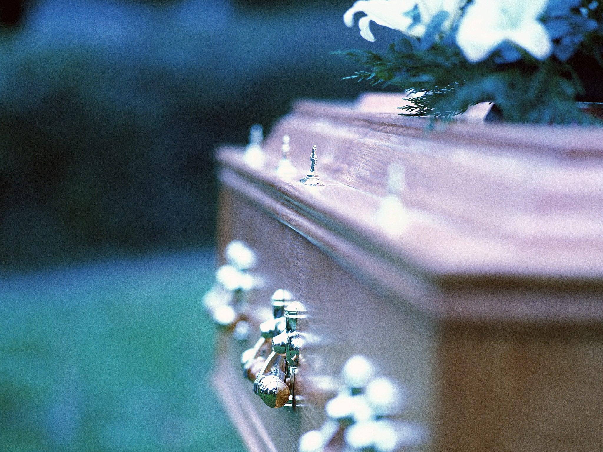 sex dating apps funerals
