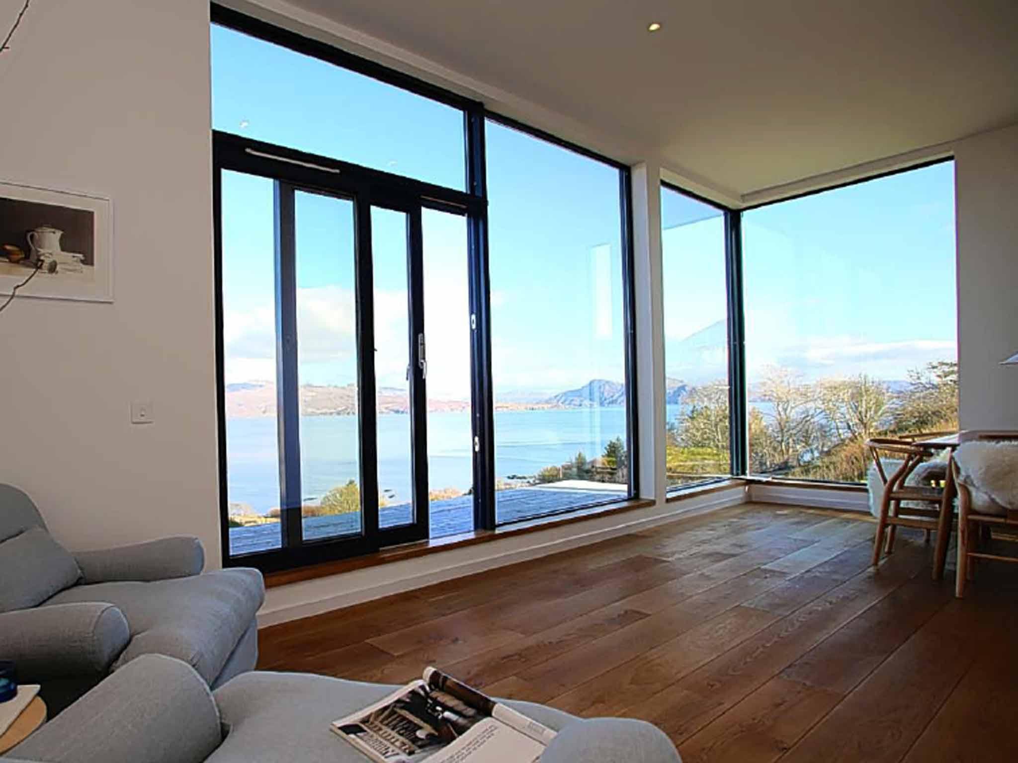 Skye Window House Isle Of Skye Bring The Great Outdoors
