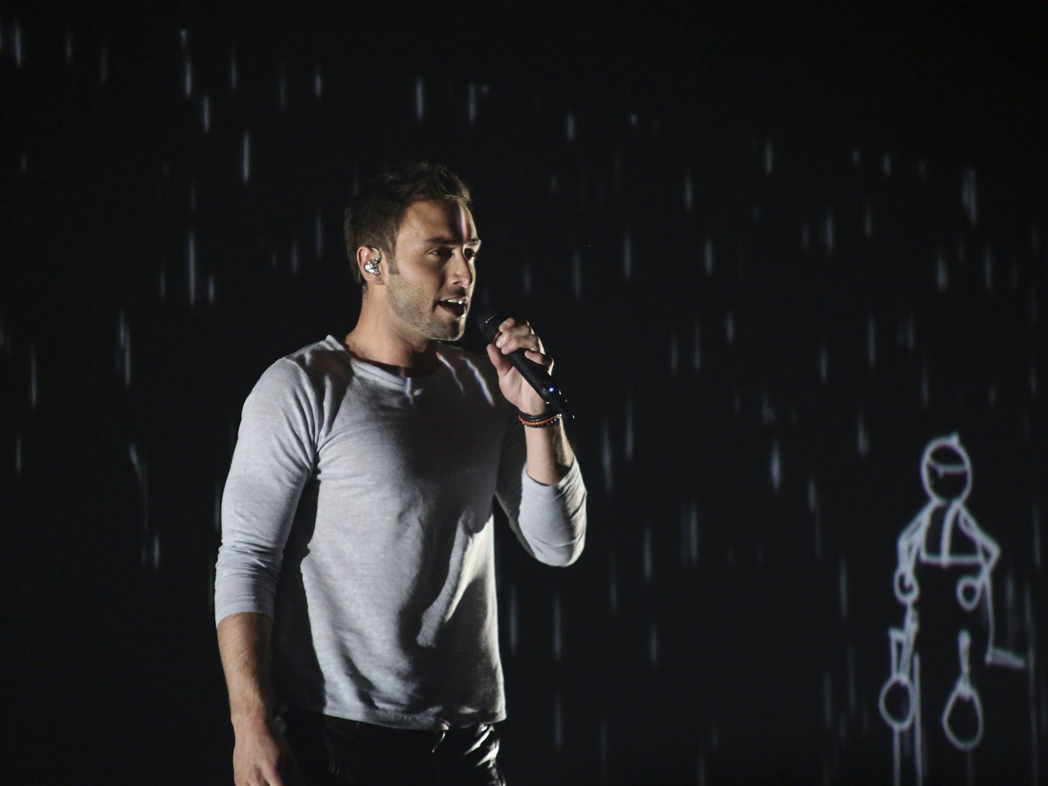 Eurovision = mange tekniske fejl