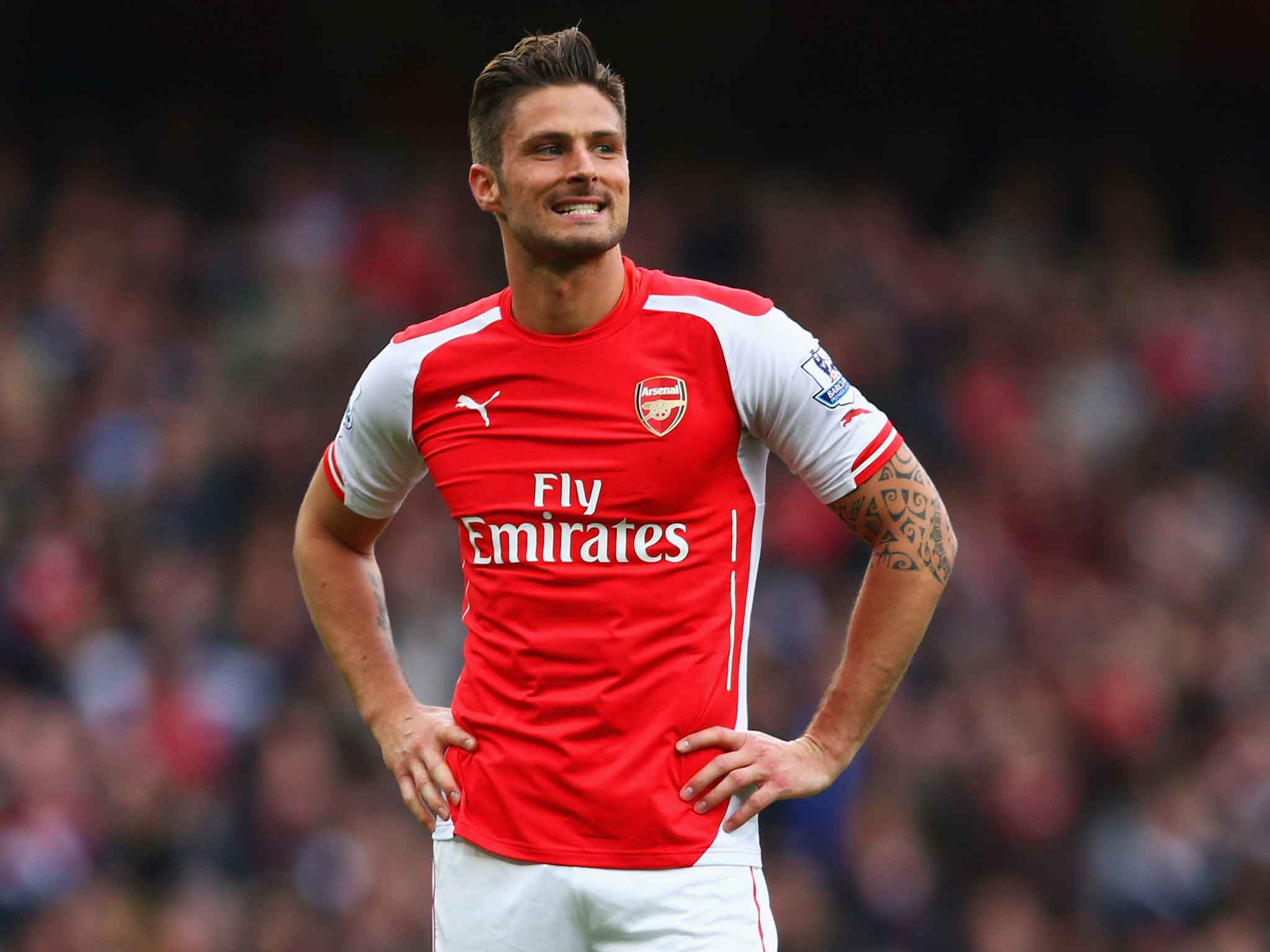 Olivier giroud claims he 39 did not lose any sleep 39 over for Olivier giroud squadre attuali